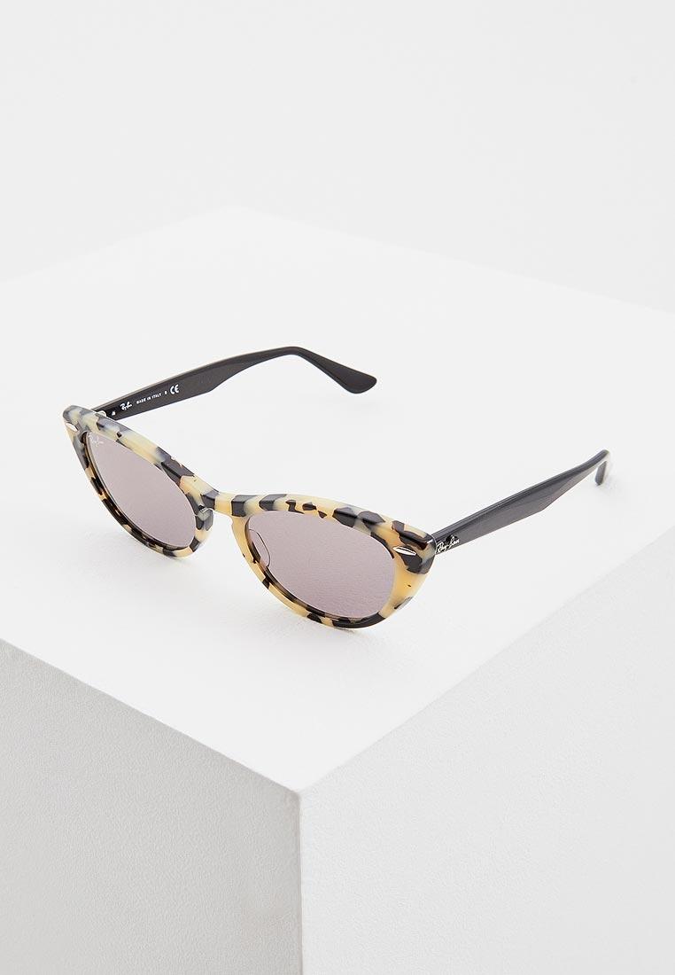 Женские солнцезащитные очки Ray Ban 0RB4314N