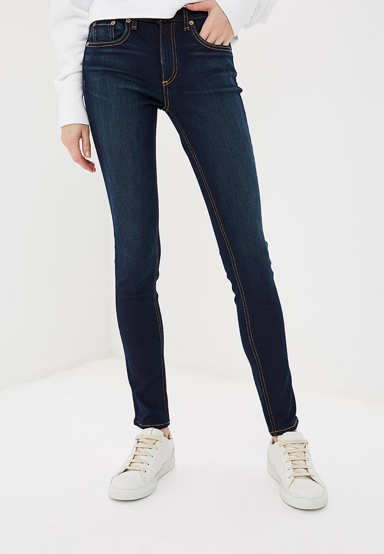 Зауженные джинсы Rag & Bone W1502K089BED