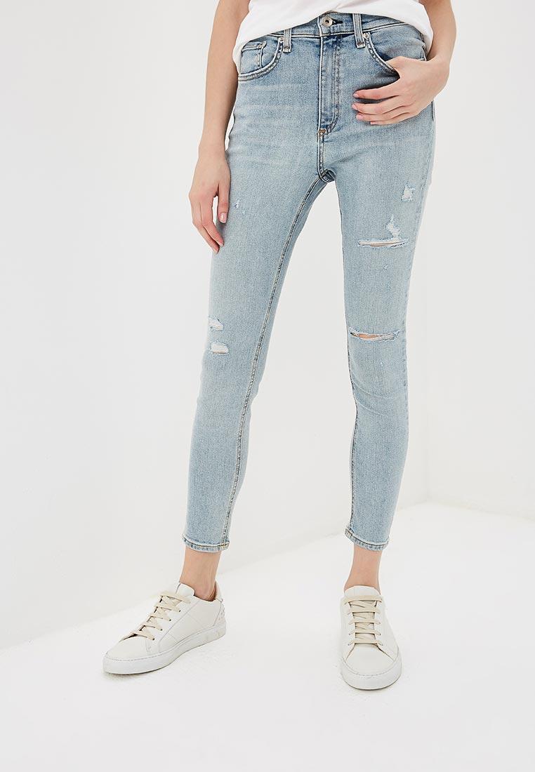 Зауженные джинсы Rag & Bone W1566K520NOR