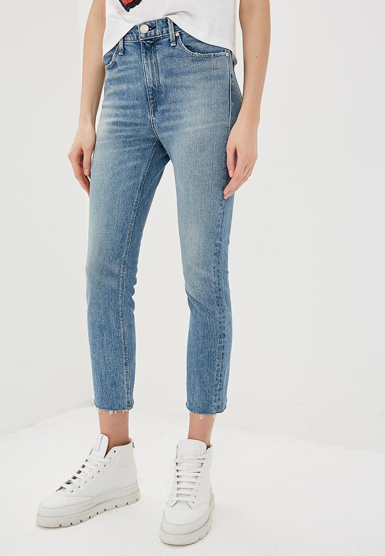 Прямые джинсы Rag & Bone W2569I465FAR
