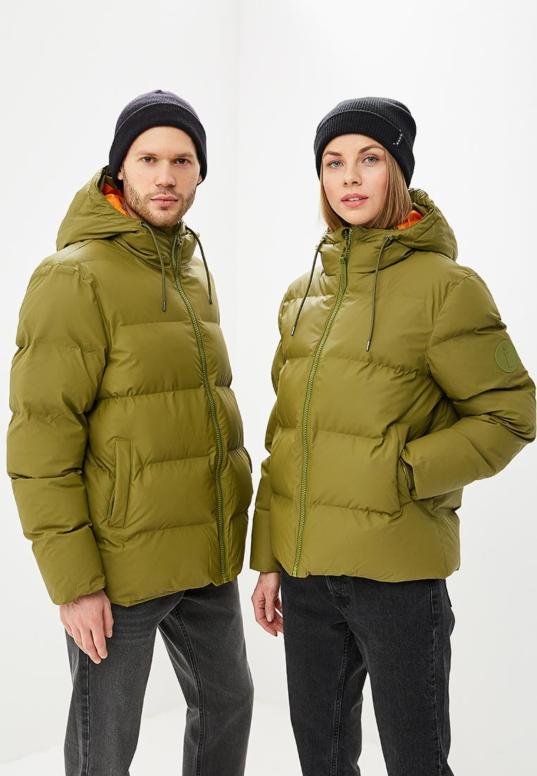 Утепленная куртка Rains 1506