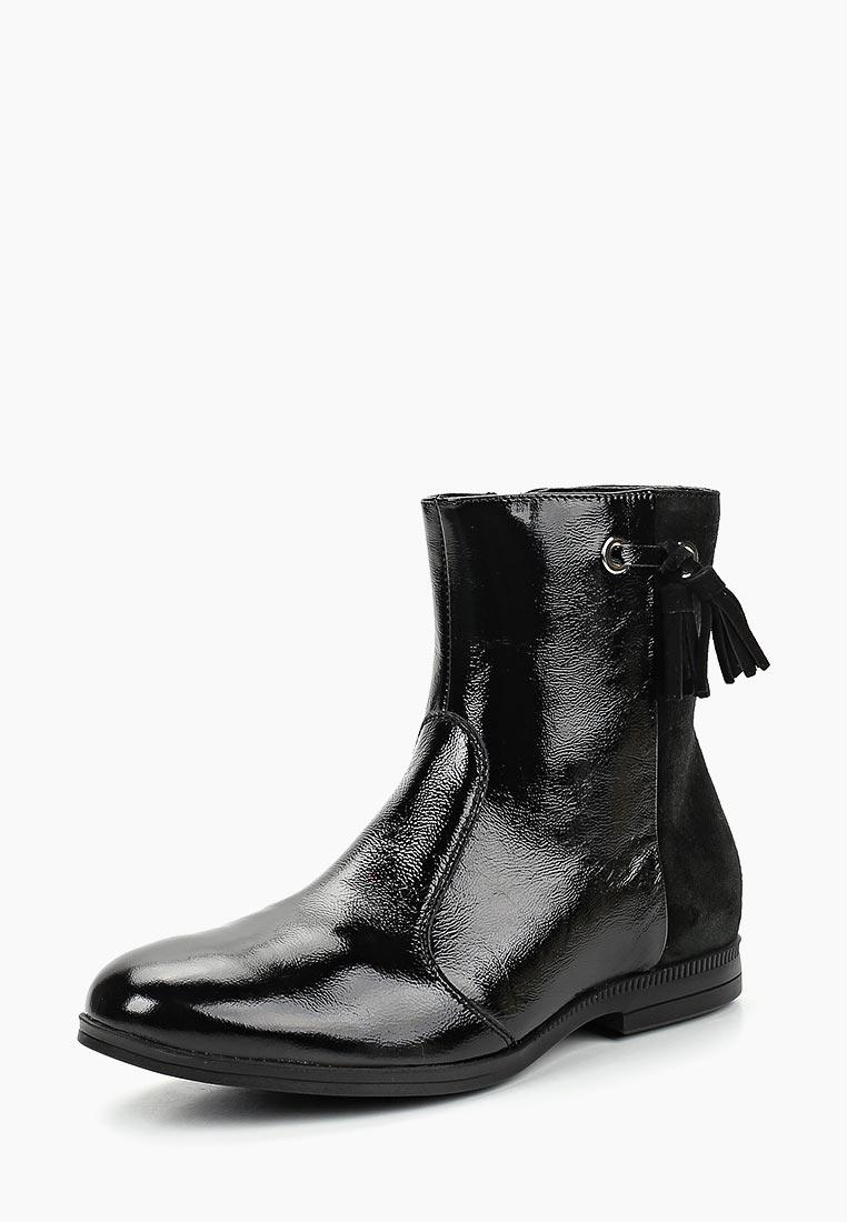 Ботинки для девочек Ralf Ringer (Ральф Рингер) 649306ЧЛ