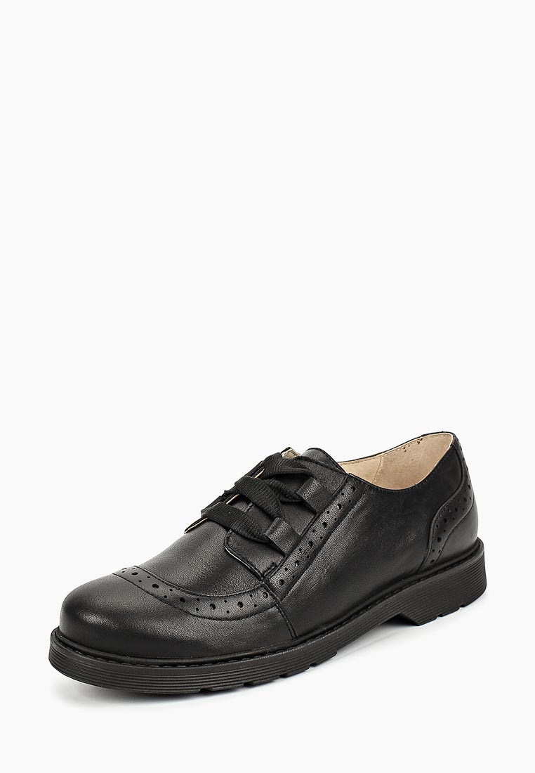 Ботинки для девочек Ralf Ringer (Ральф Рингер) 852108ЧН