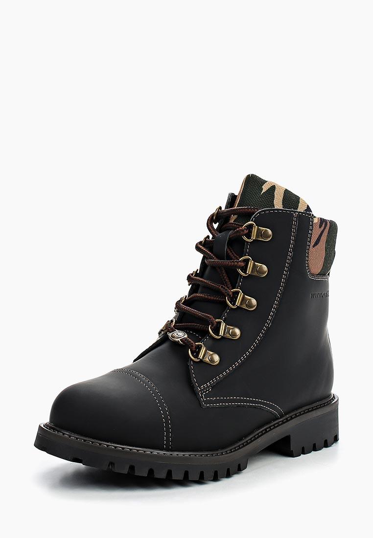 Ботинки для мальчиков Ralf Ringer (Ральф Рингер) 854209ЧН