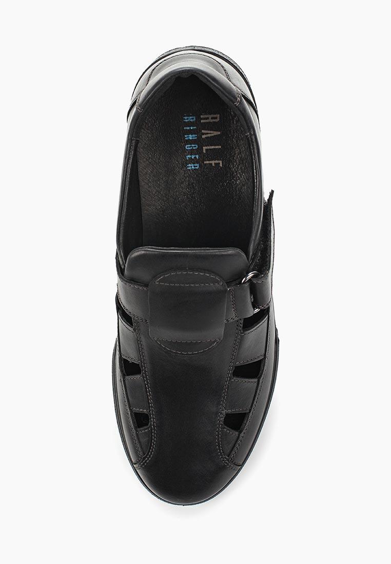 Мужские сандалии Ralf Ringer (Ральф Рингер) 075108ЧН: изображение 4