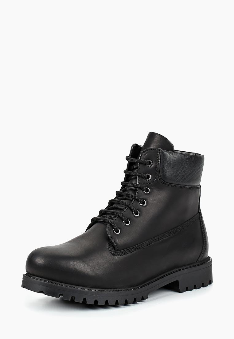 Мужские ботинки Ralf Ringer (Ральф Рингер) 460201ЧНР