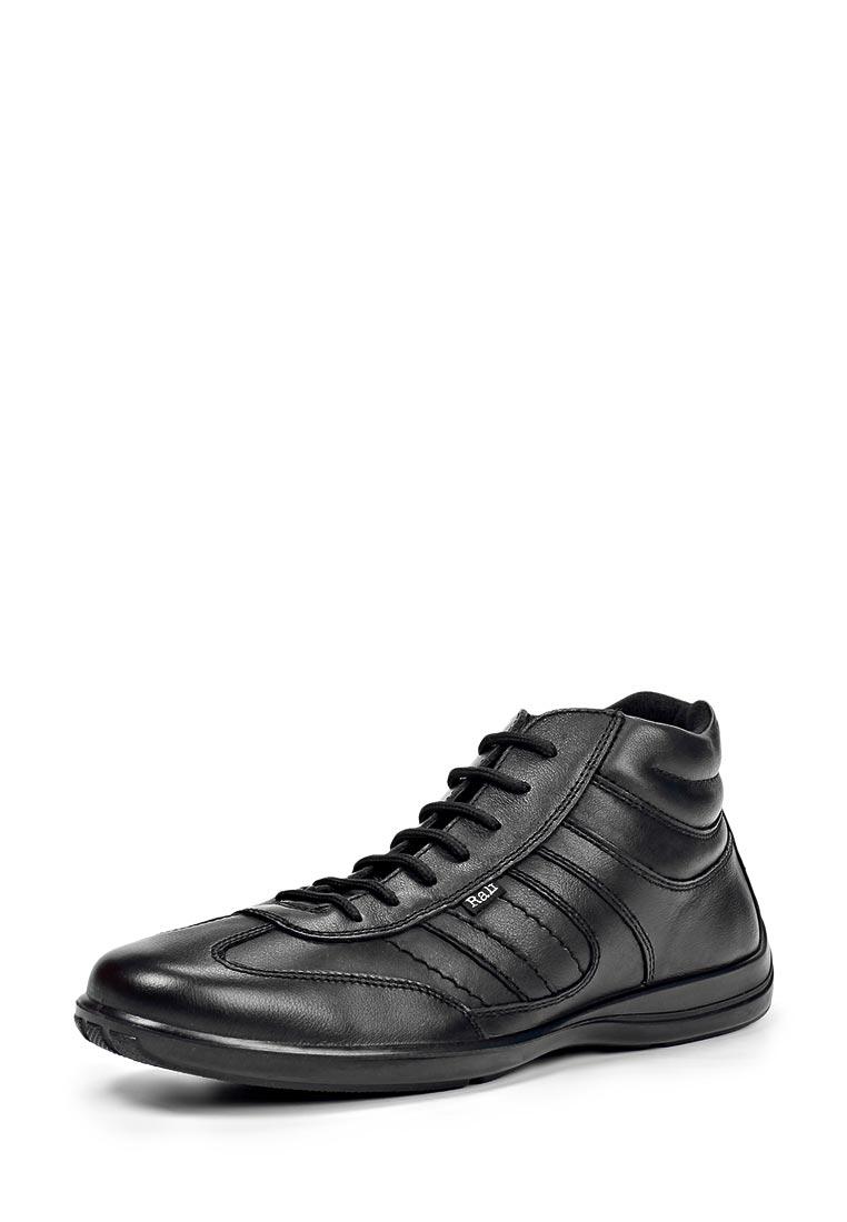 Мужские ботинки Ralf Ringer (Ральф Рингер) 502209ЧН
