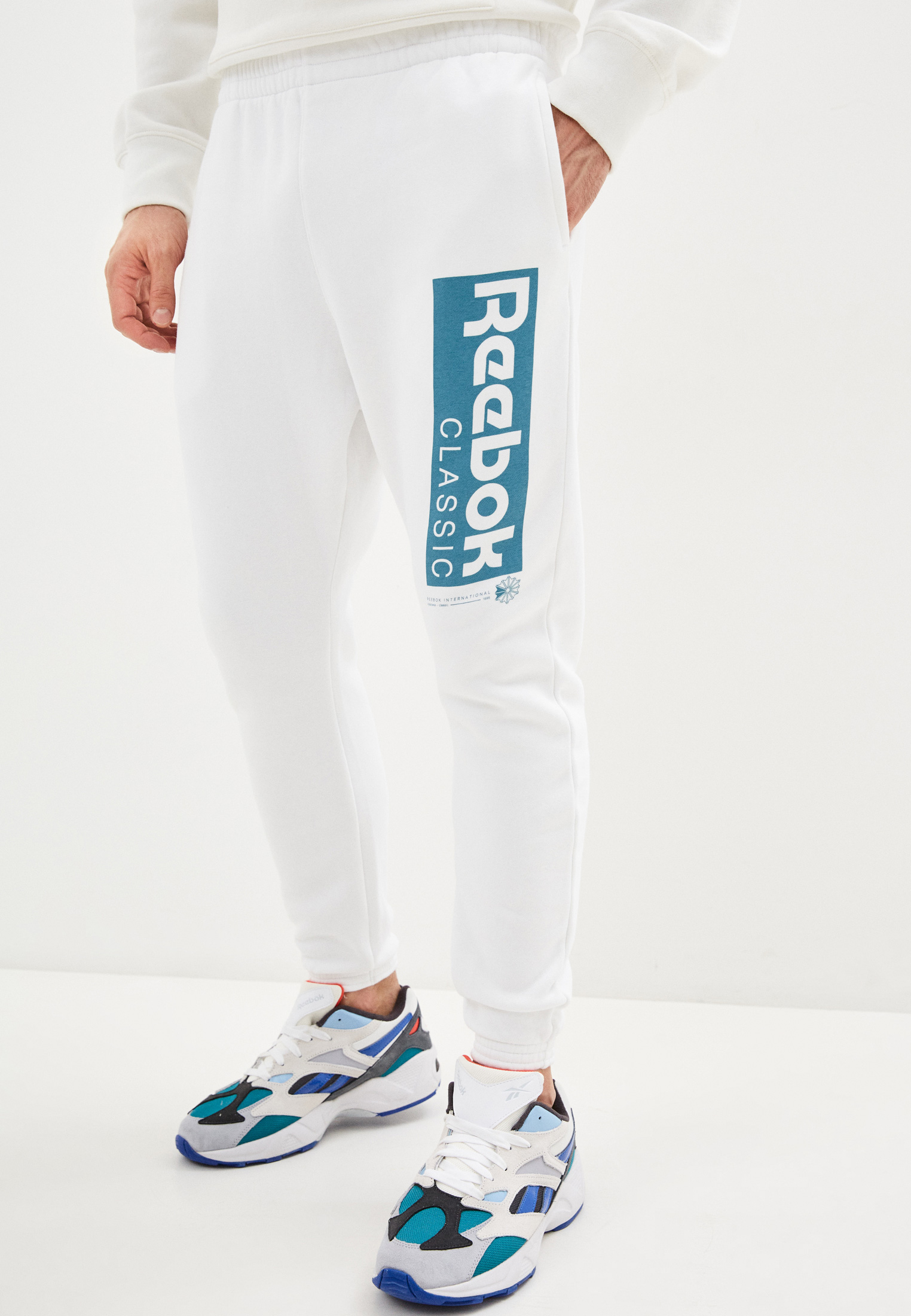 Мужские спортивные брюки Reebok Classic DT8192