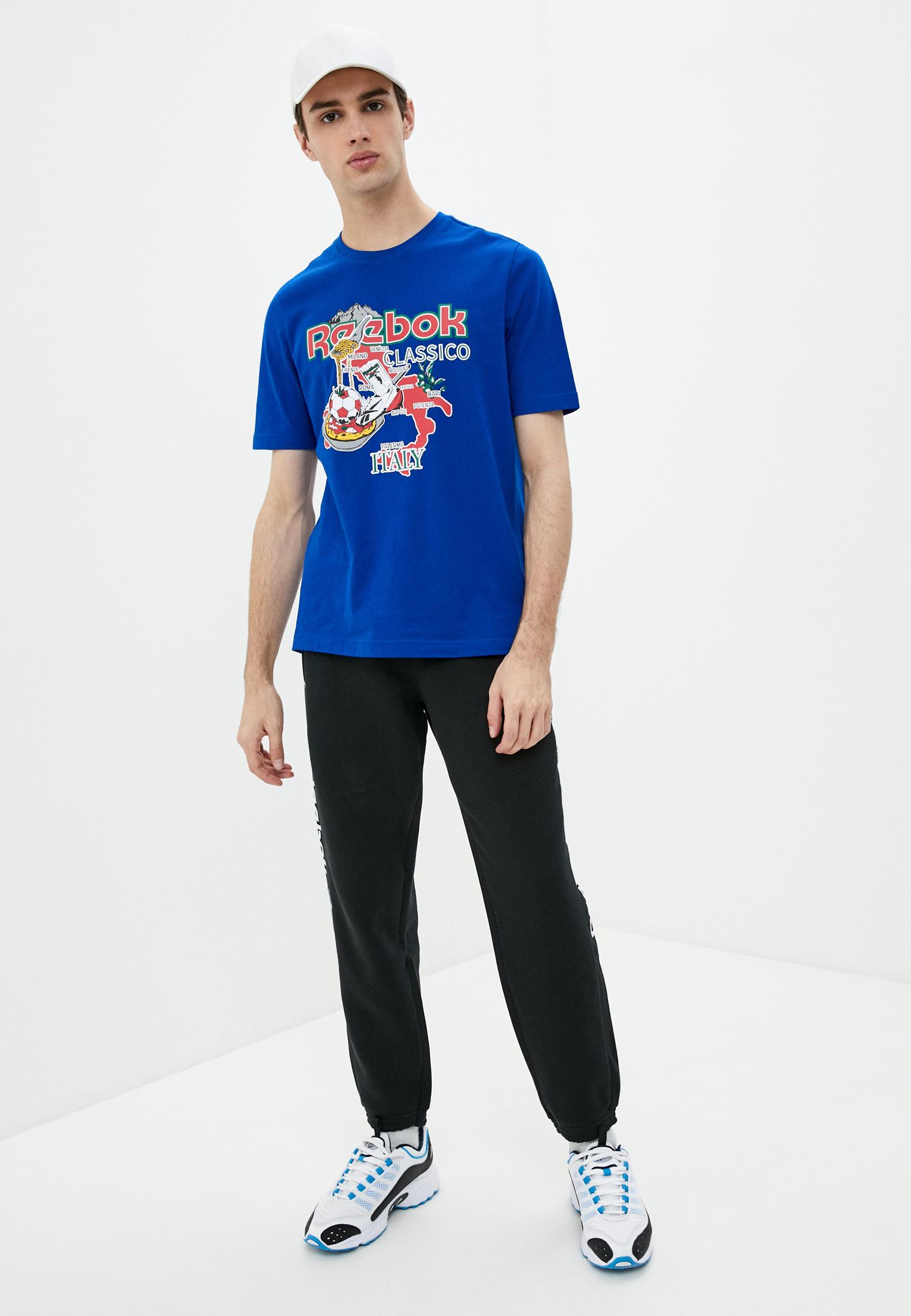 Мужские спортивные брюки Reebok Classic GJ6095: изображение 2