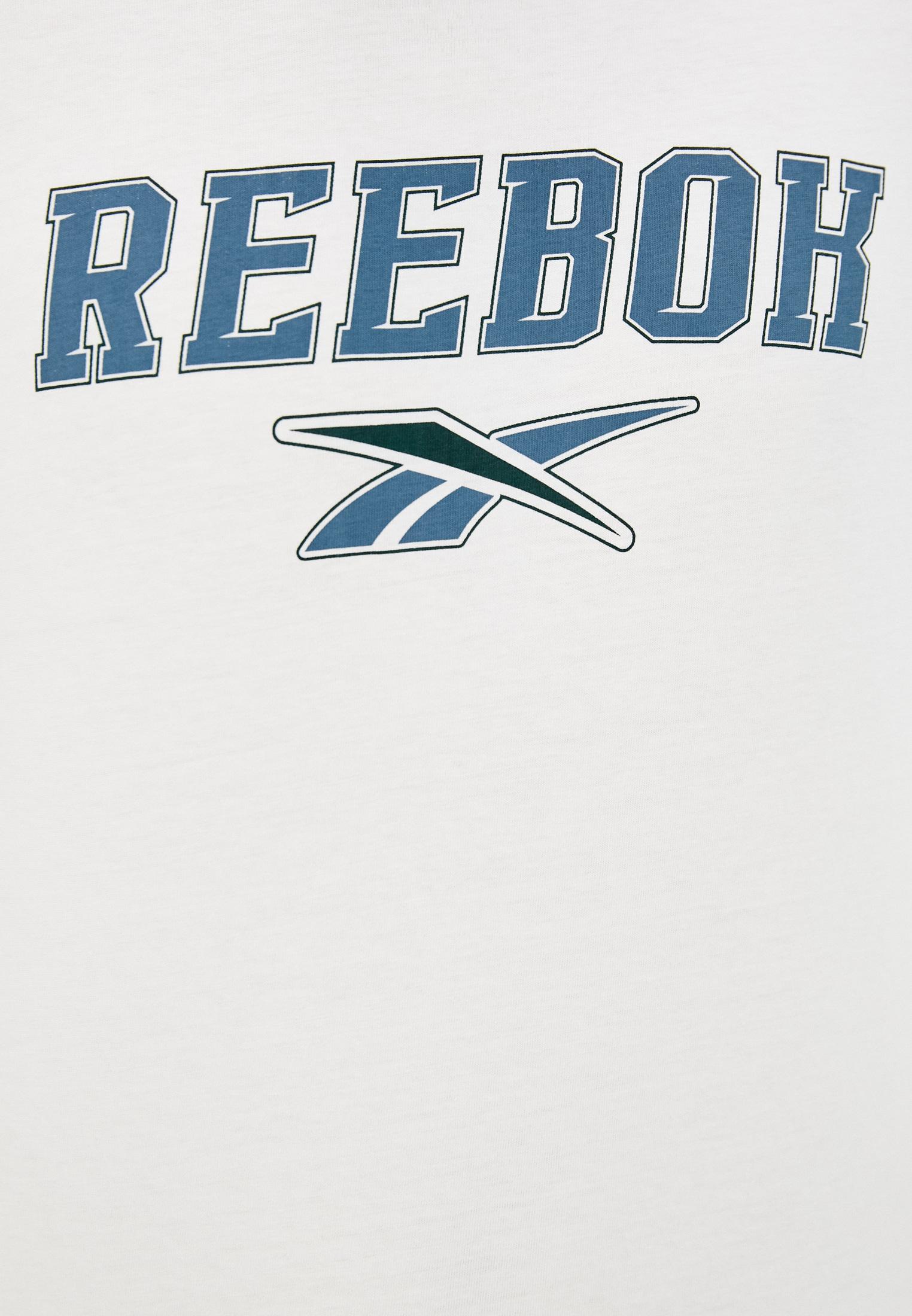 Футболка Reebok Classic GU8418: изображение 4