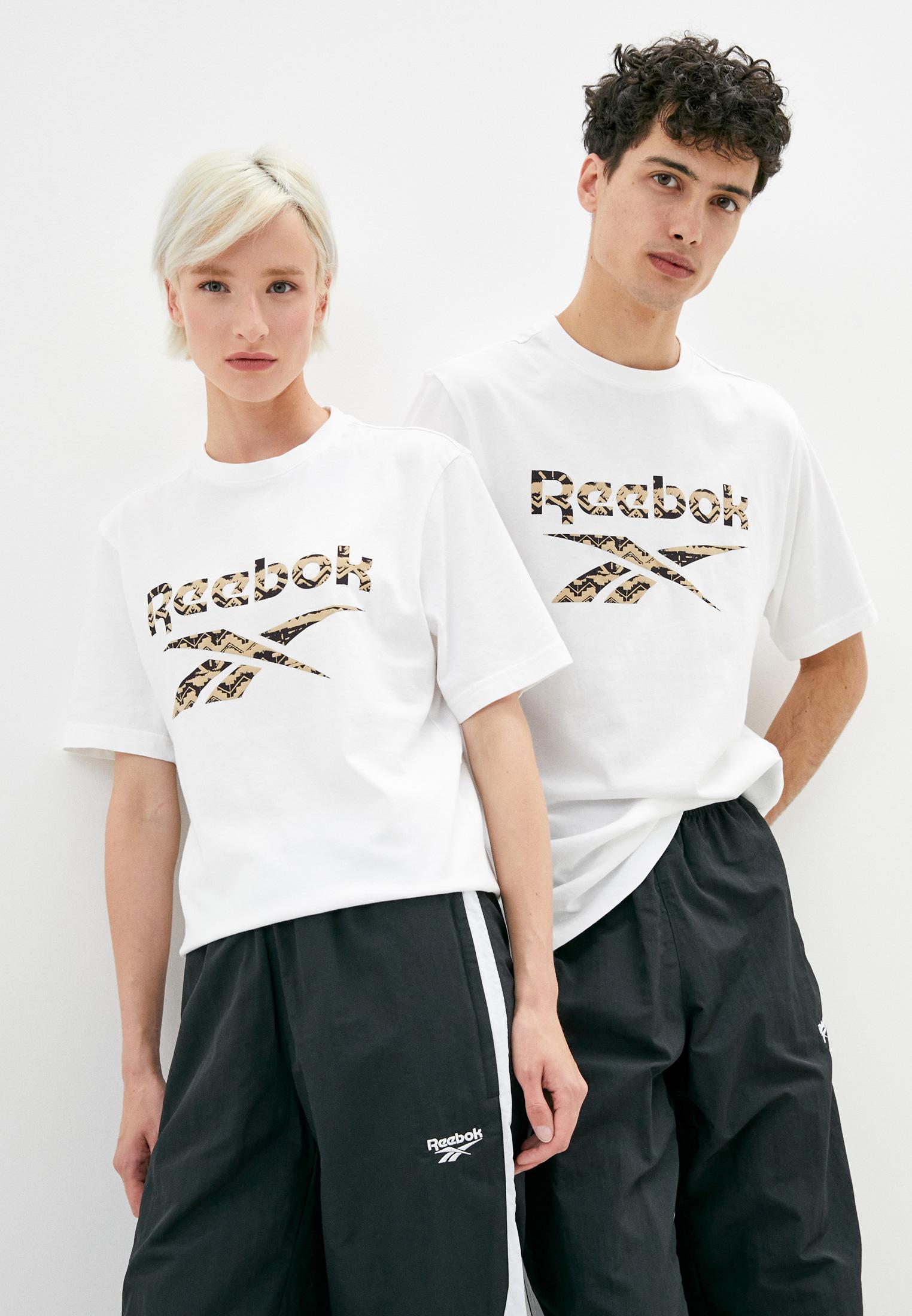 Спортивная футболка Reebok Classic FT9834