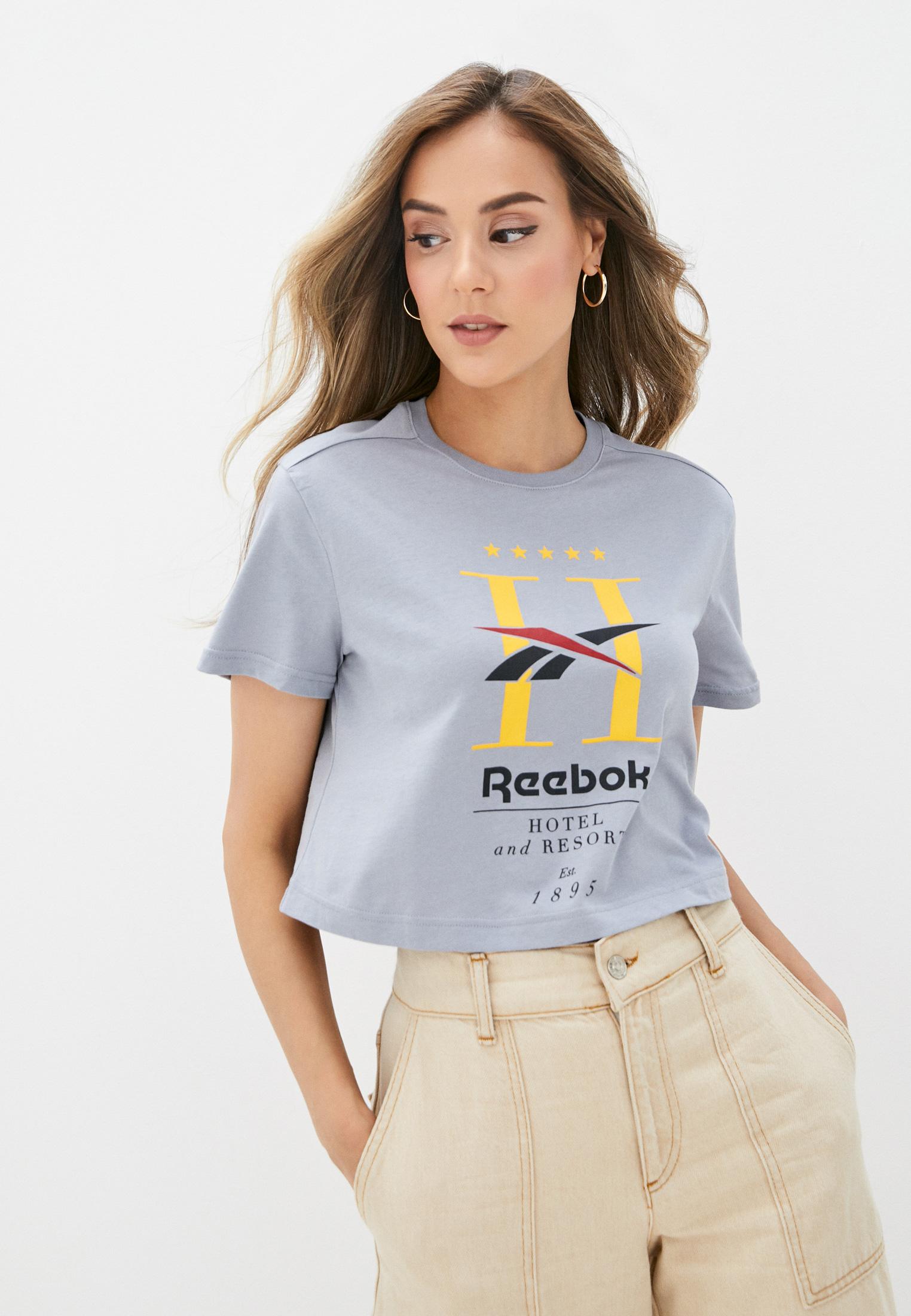 Футболка Reebok Classic FT8158