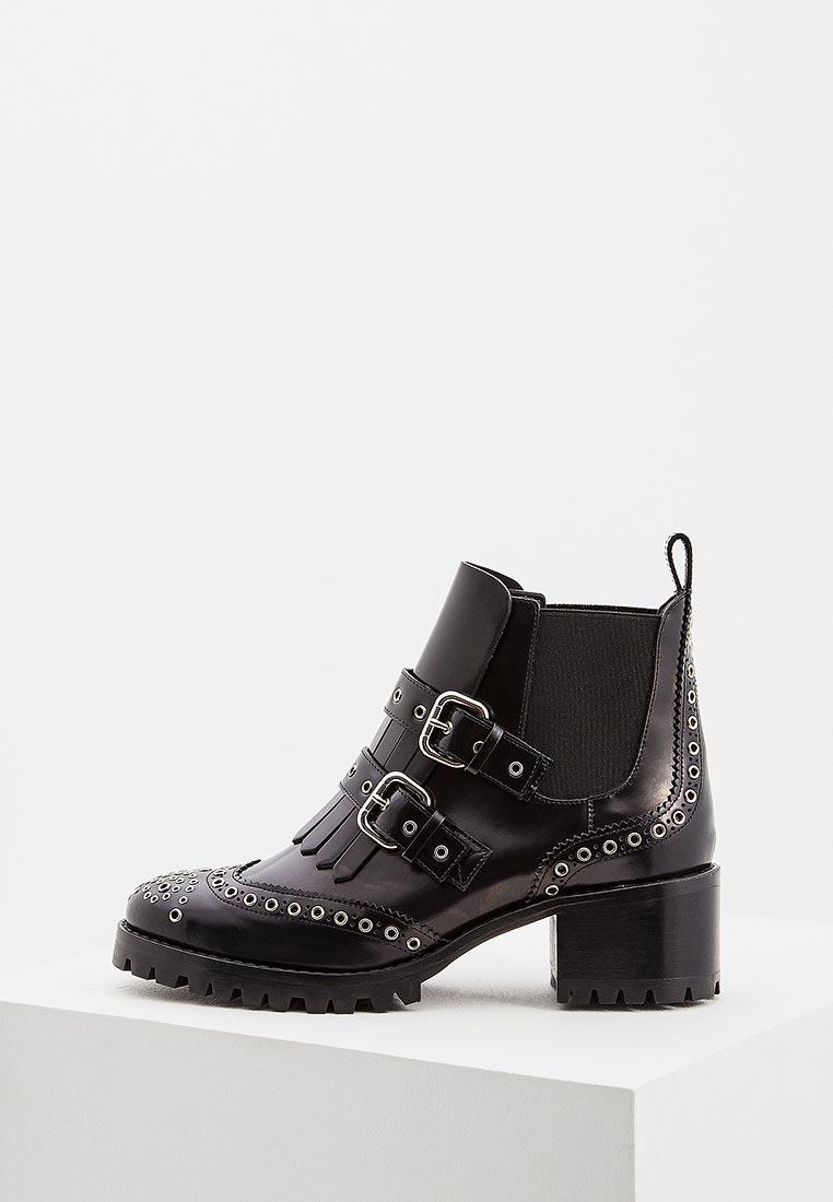 Женские ботинки RED(V) QQ0S0B45QXU