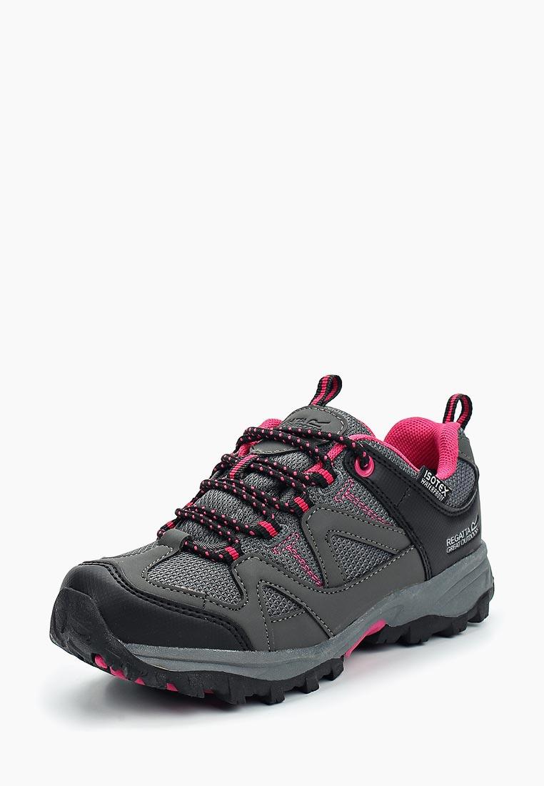 Ботинки для девочек REGATTA (Регатта) RKF450: изображение 1