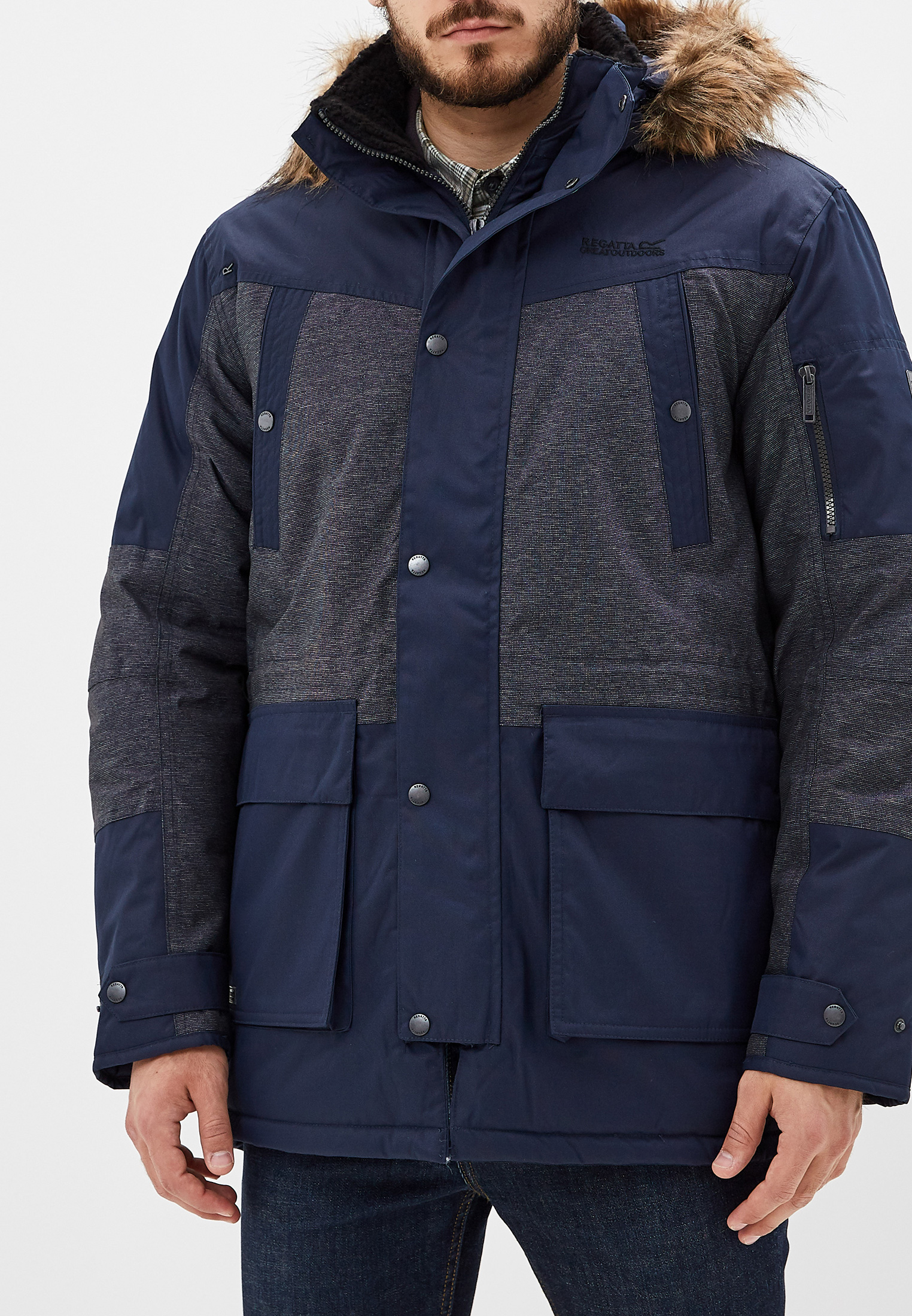 Утепленная куртка REGATTA (Регатта) RMP260