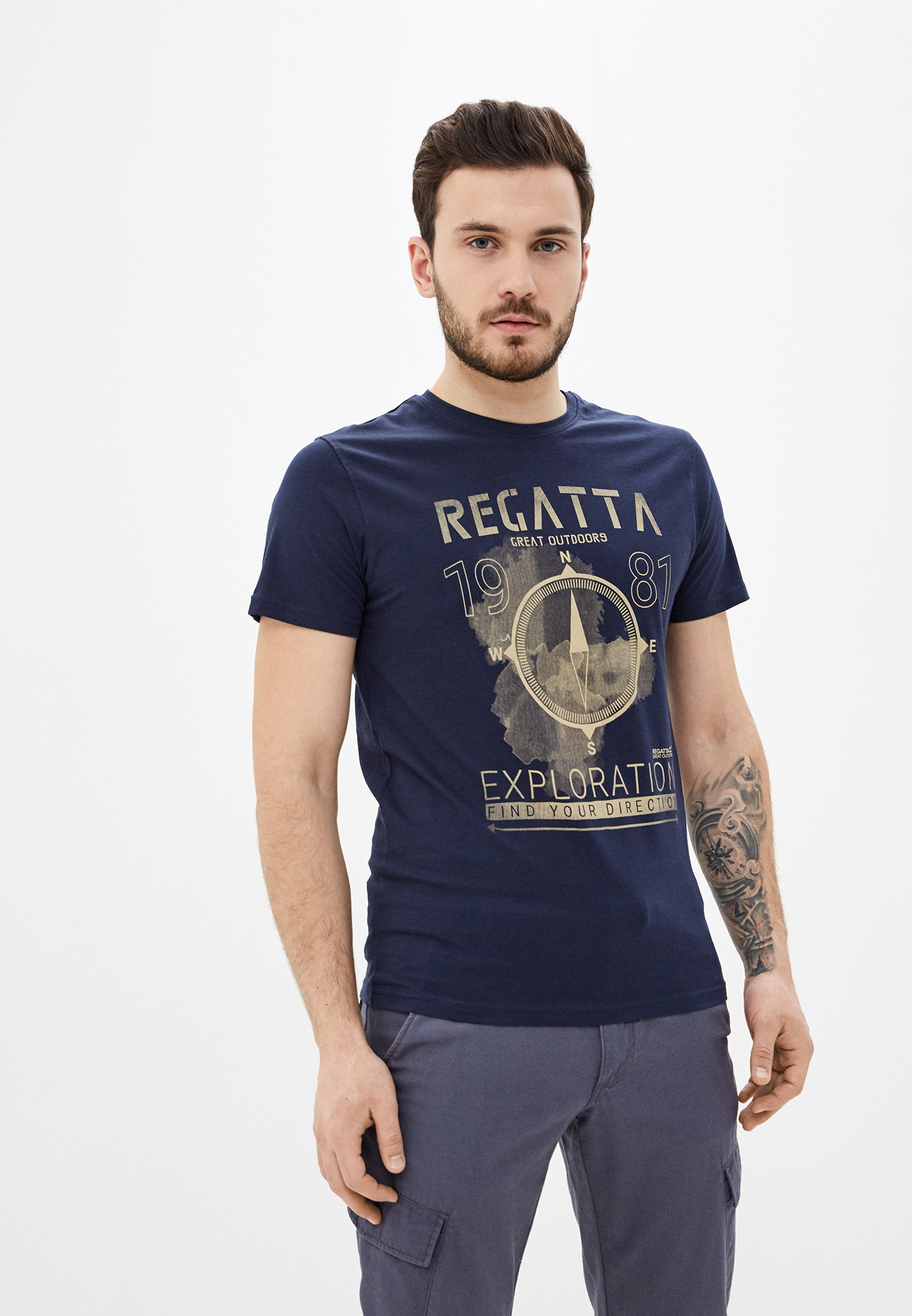 Футболка REGATTA (Регатта) RMT206