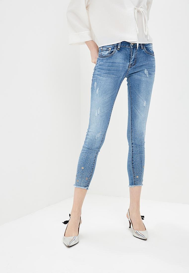 Зауженные джинсы Regular B23-QQ5015: изображение 1