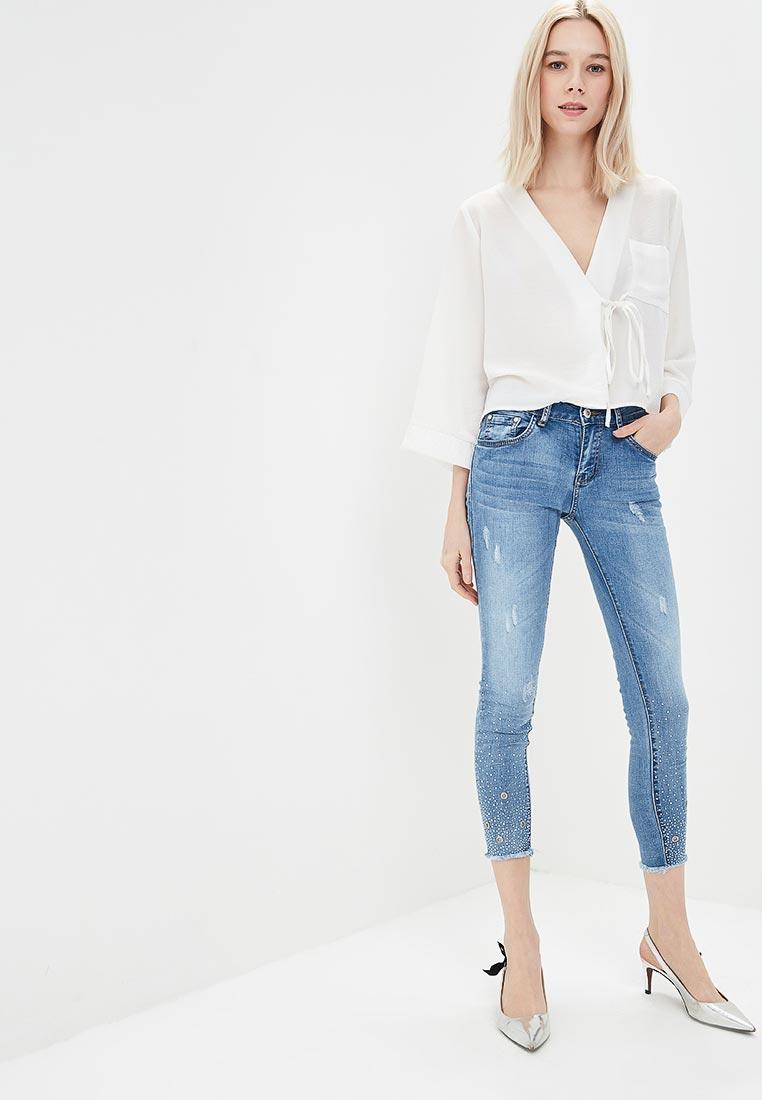 Зауженные джинсы Regular B23-QQ5015: изображение 2