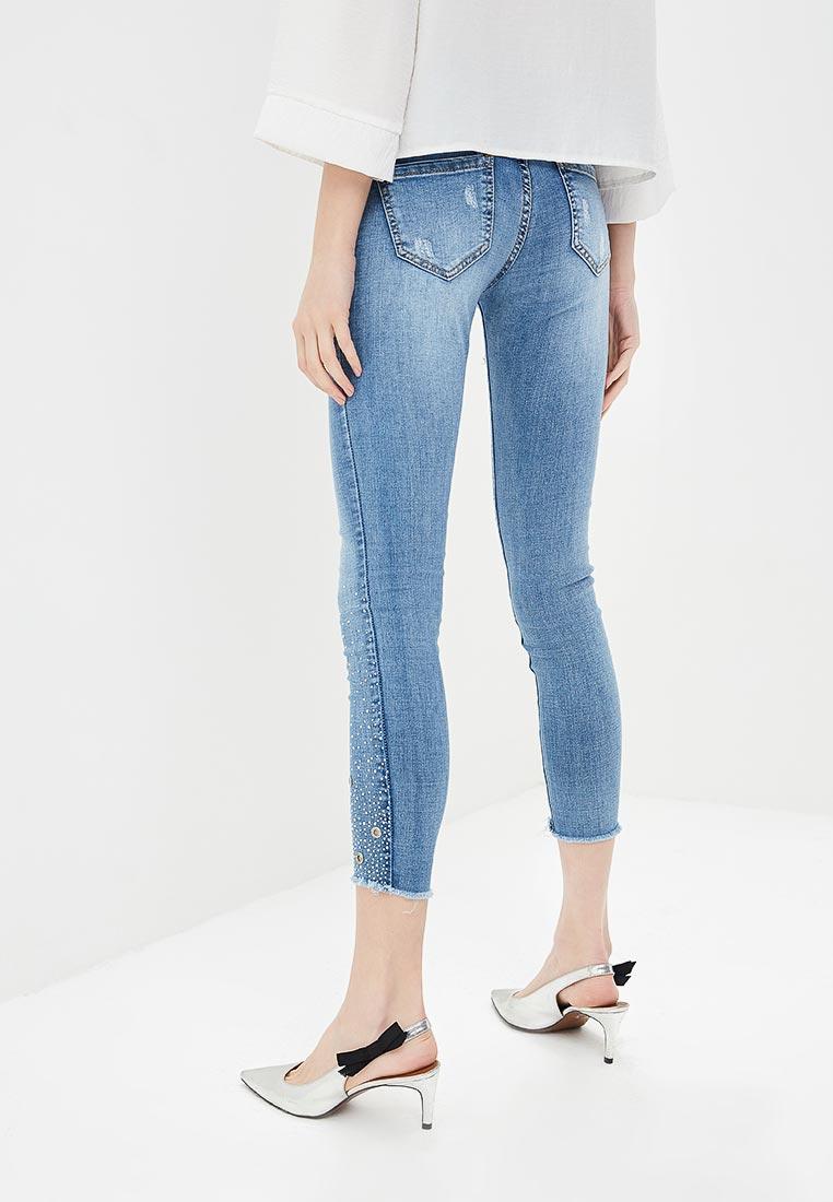Зауженные джинсы Regular B23-QQ5015: изображение 3