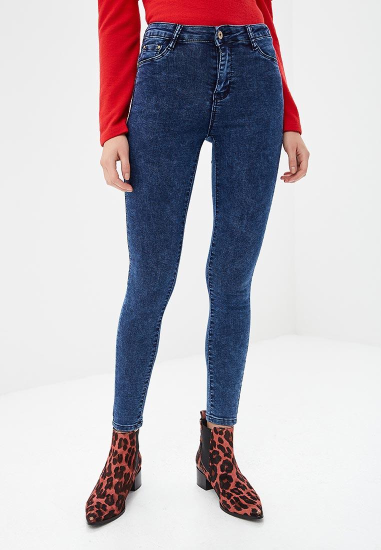 Зауженные джинсы Regular B23-A7757-8