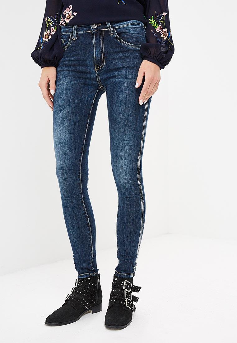 Зауженные джинсы Regular B23-QQ5065