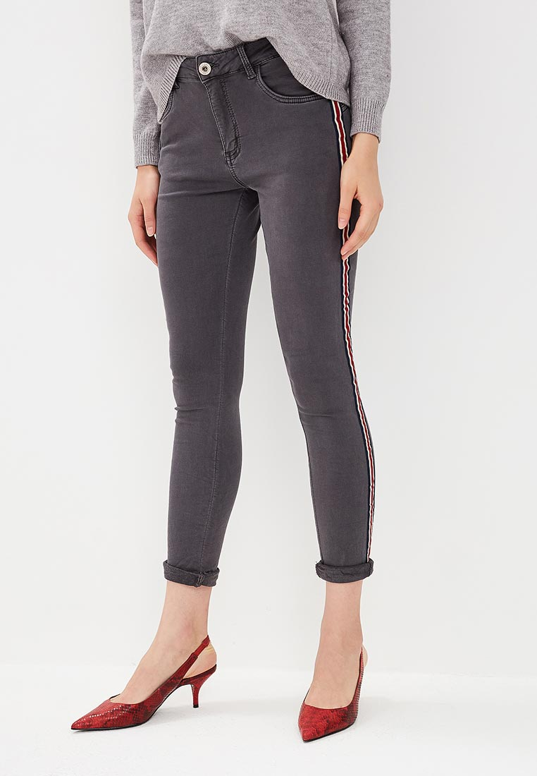 Зауженные джинсы Regular B23-Y06422-2
