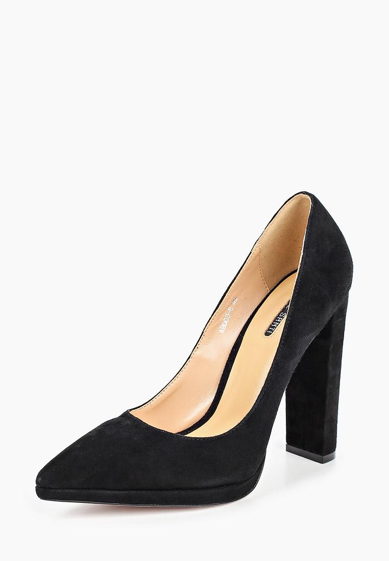 Женские туфли Rene Santi A9008-B: изображение 2