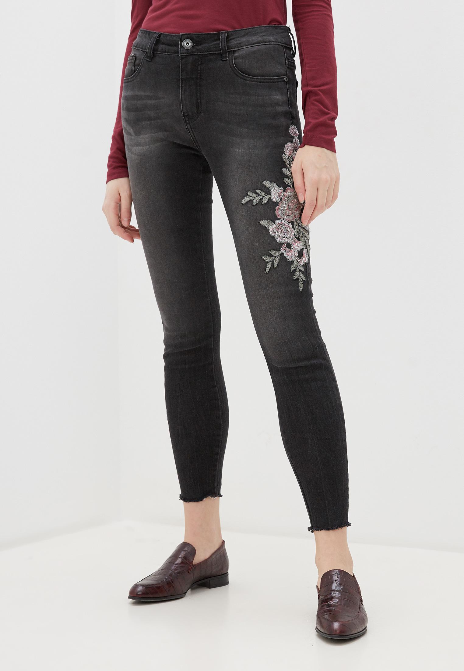 Зауженные джинсы Reduction D8575E61753B109