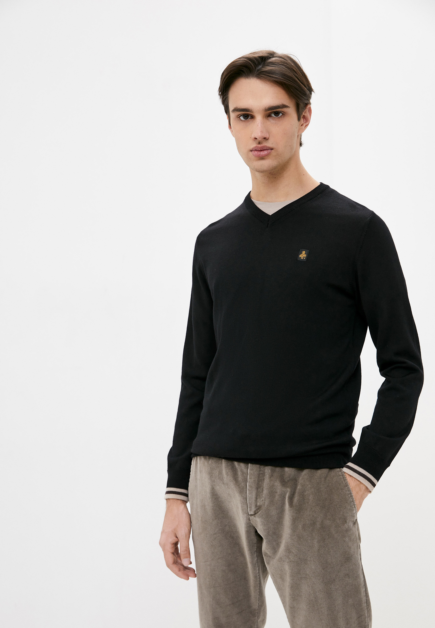 Пуловер Refrigiwear 20AIRM0M27000MA9T01000000
