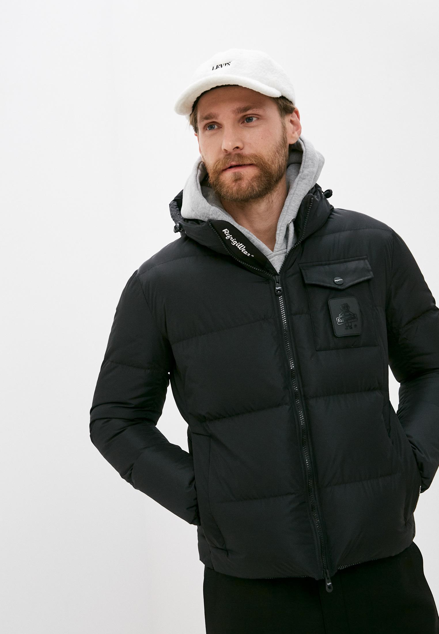 Утепленная куртка Refrigiwear 20AIRM0G02800NY0185000000