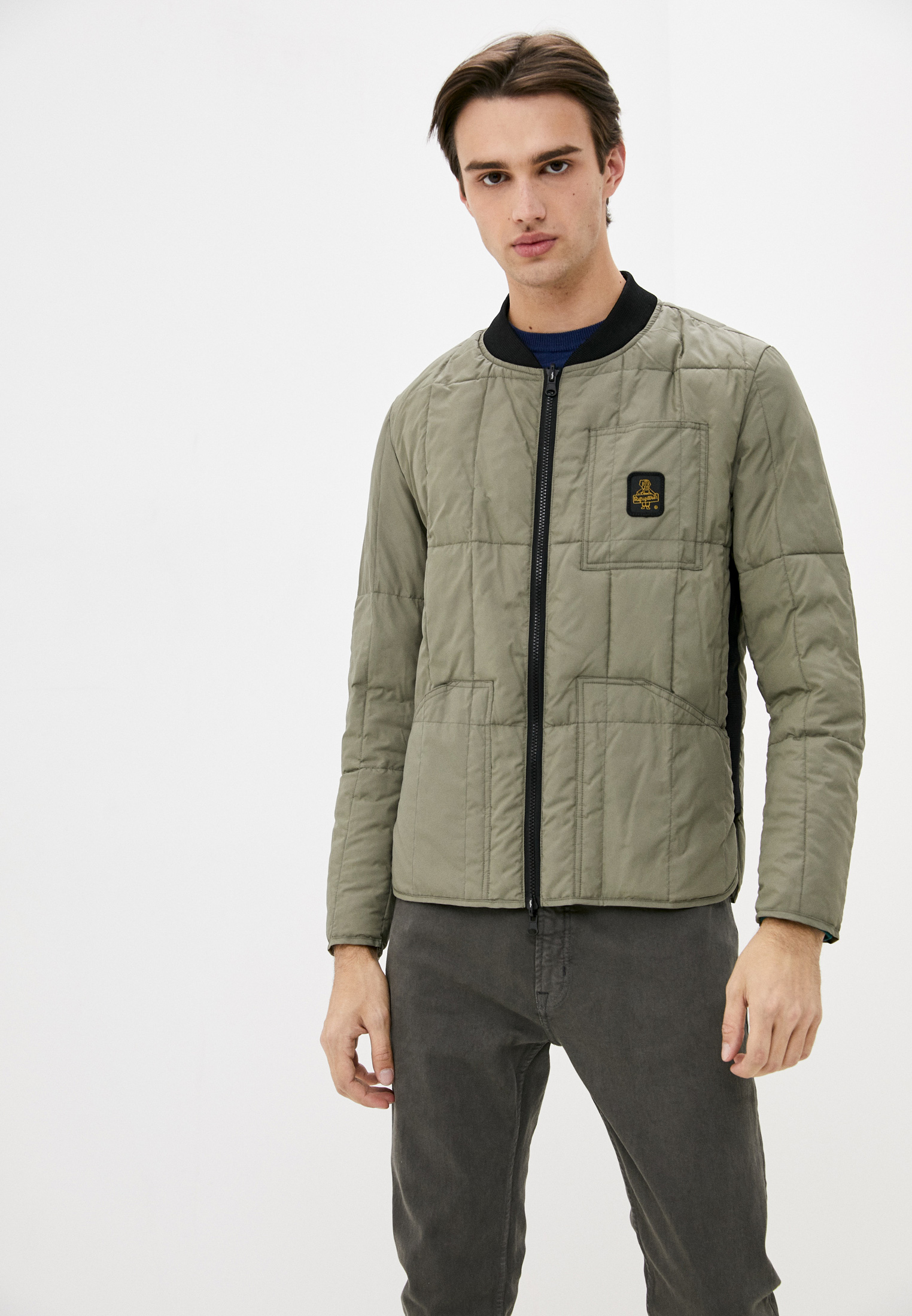 Утепленная куртка Refrigiwear 20AIRM0G07000XT0055000000