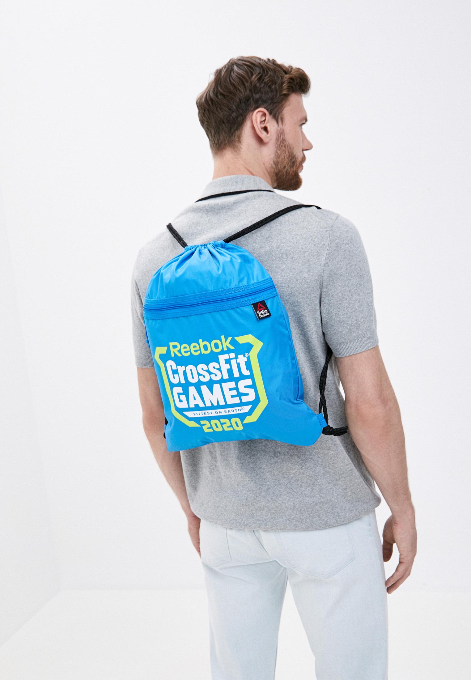 Спортивный рюкзак Reebok (Рибок) GI0032: изображение 4