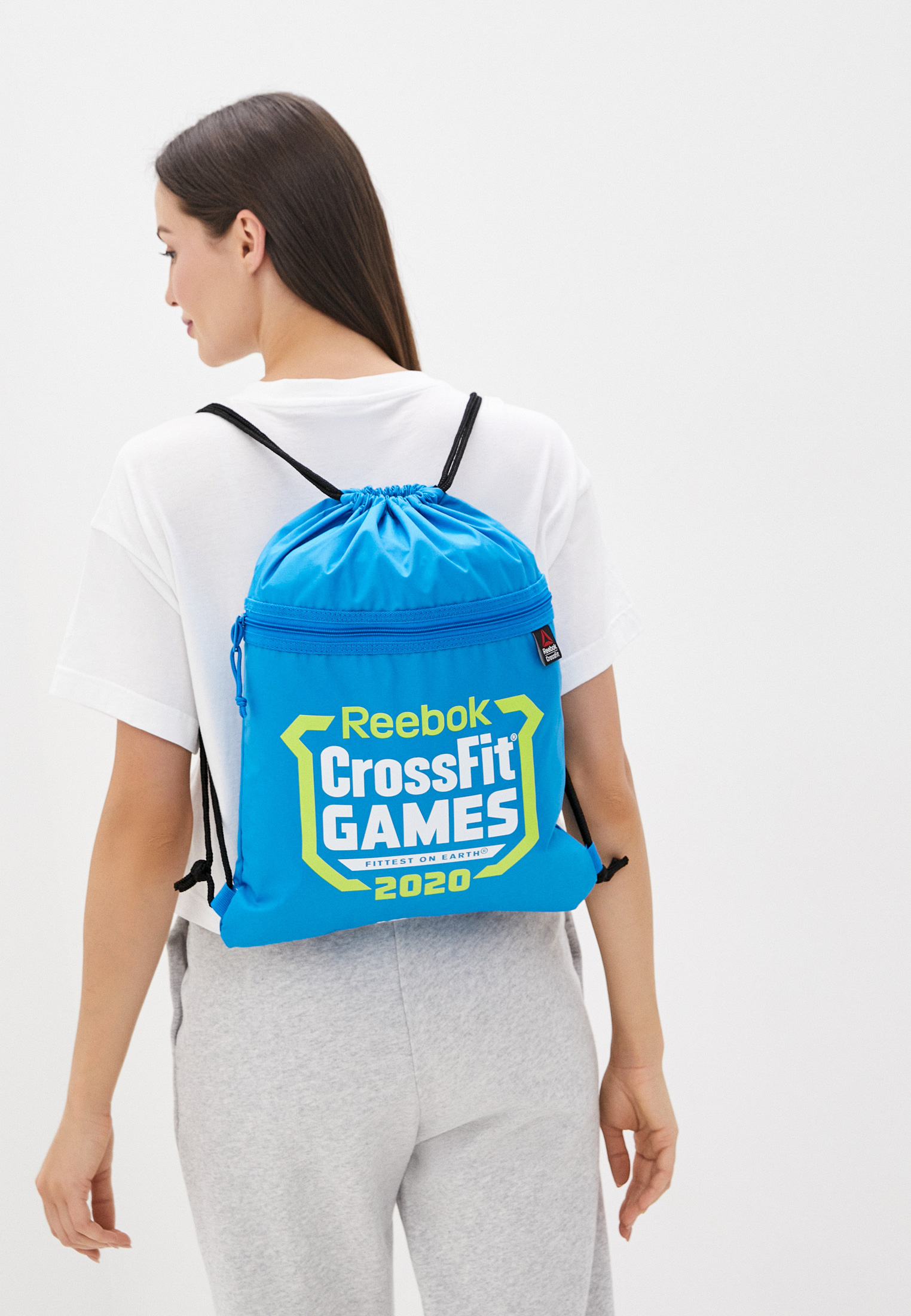 Спортивный рюкзак Reebok (Рибок) GI0032: изображение 5