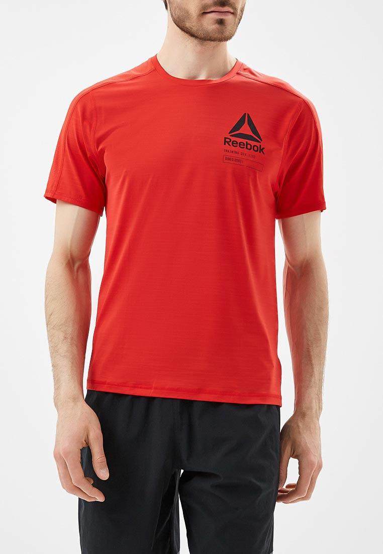 Спортивная футболка Reebok (Рибок) CF3749