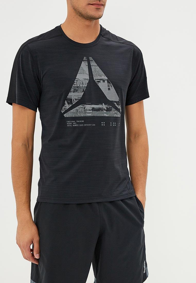 Спортивная футболка Reebok (Рибок) D93807