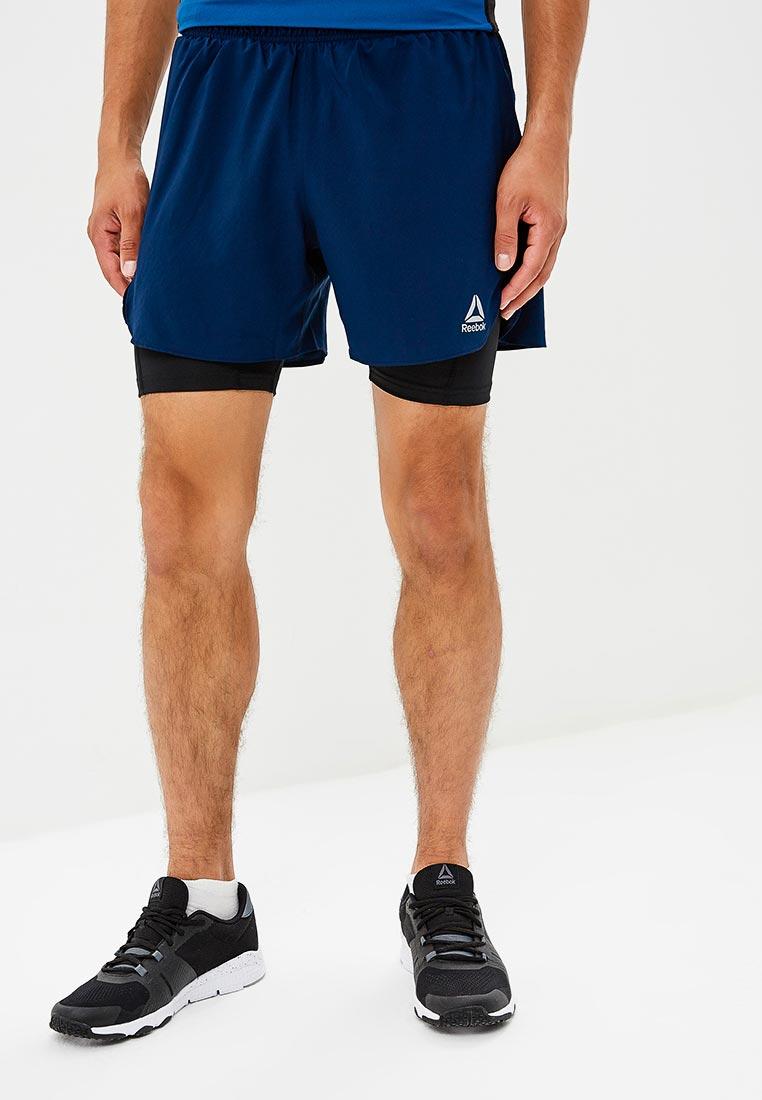 Мужские повседневные шорты Reebok (Рибок) D92938