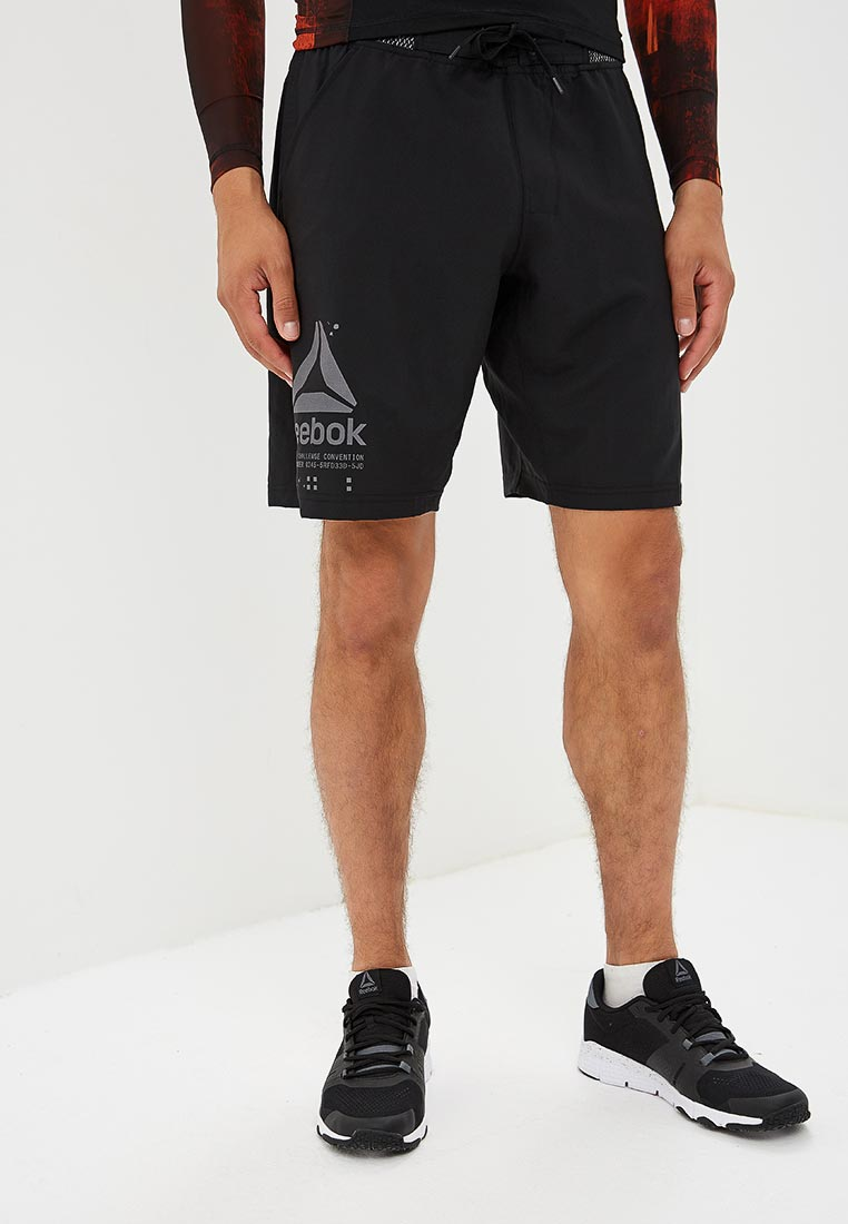 Мужские спортивные шорты Reebok (Рибок) D93774