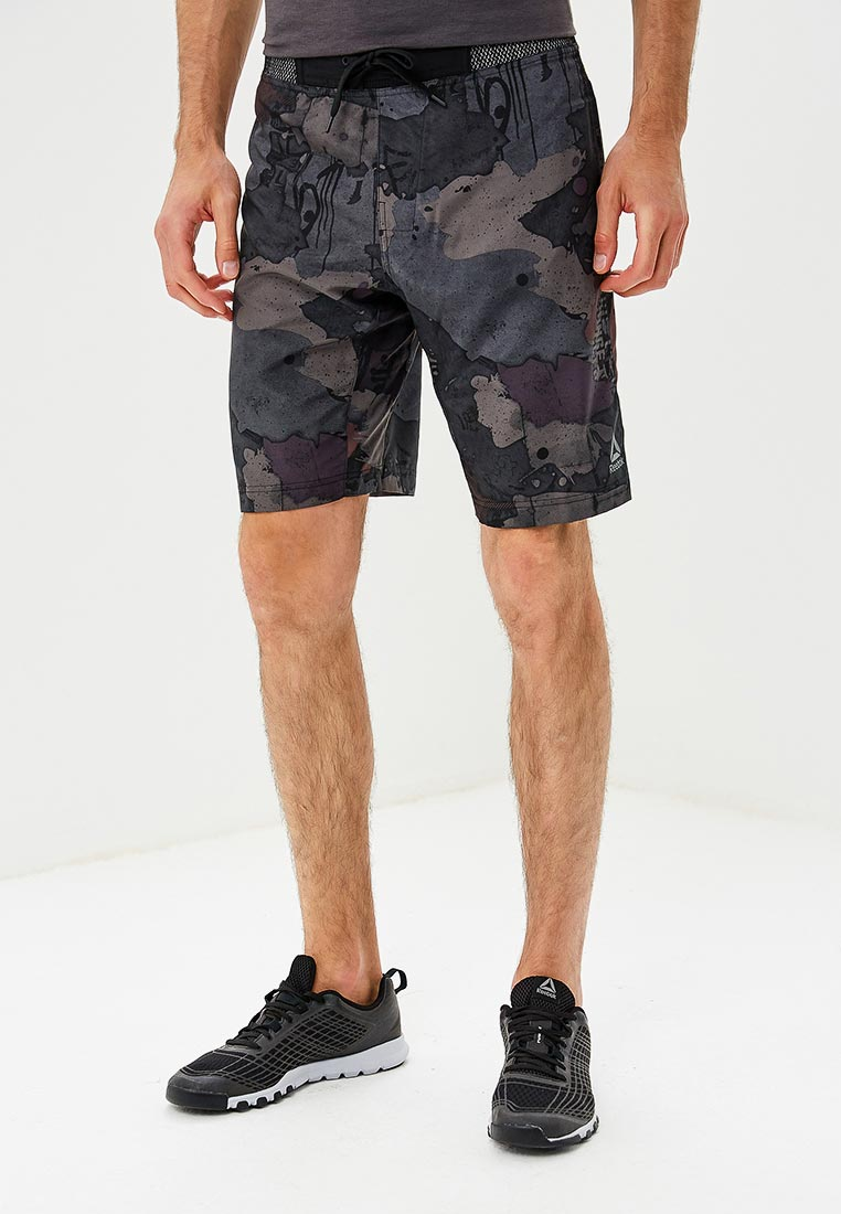 Мужские спортивные шорты Reebok (Рибок) D93802