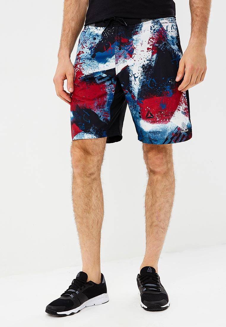 Мужские спортивные шорты Reebok (Рибок) DM7696