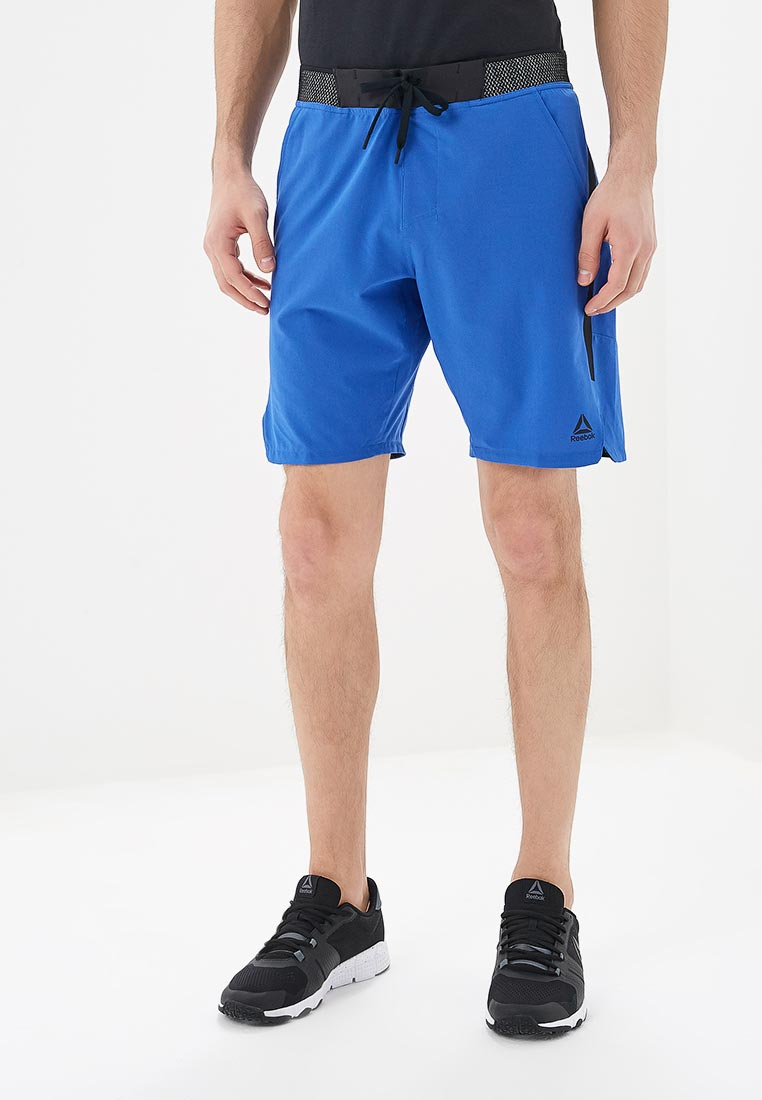 Мужские спортивные шорты Reebok (Рибок) DU4329