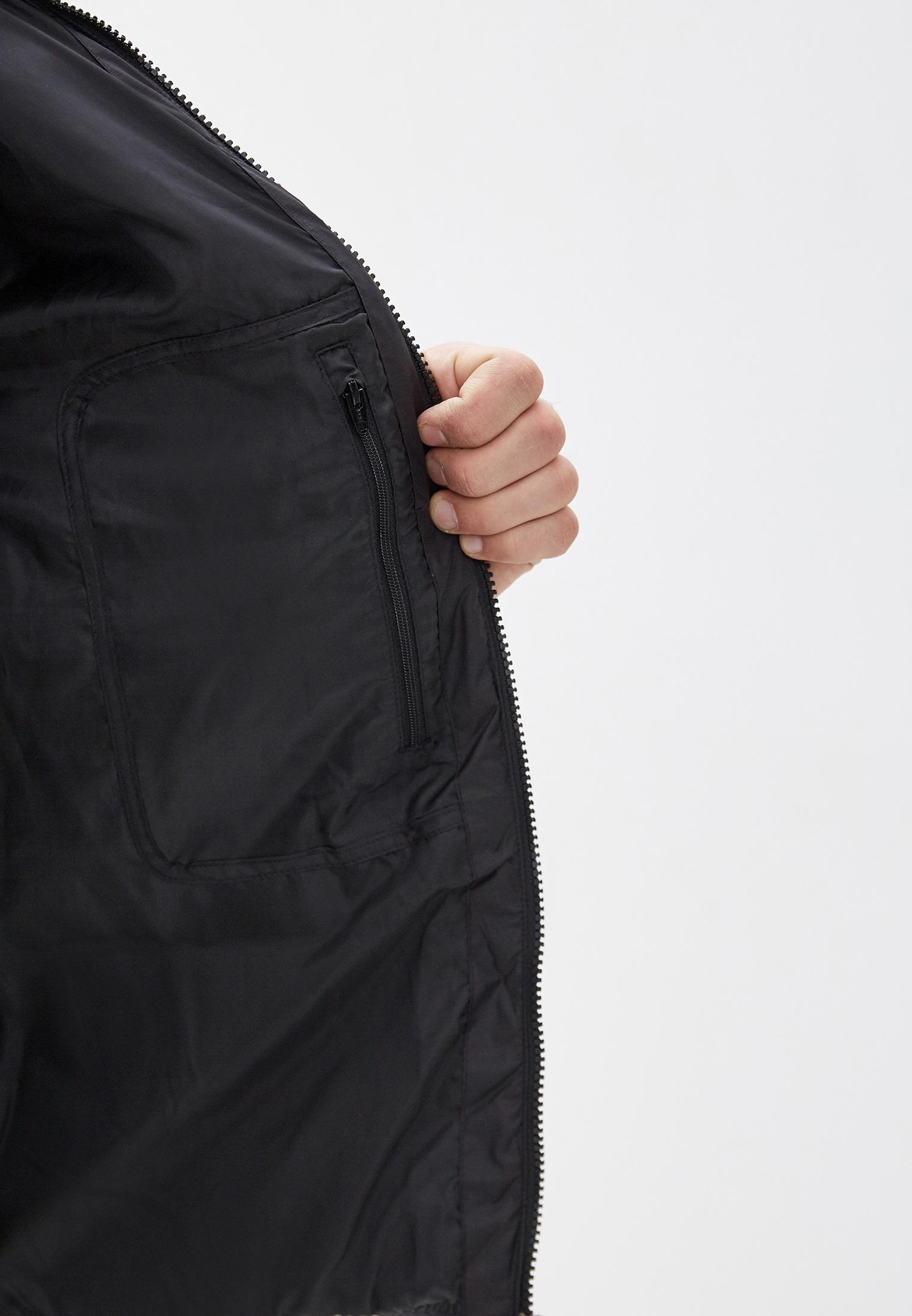Мужская верхняя одежда Reebok (Рибок) EB6861: изображение 4