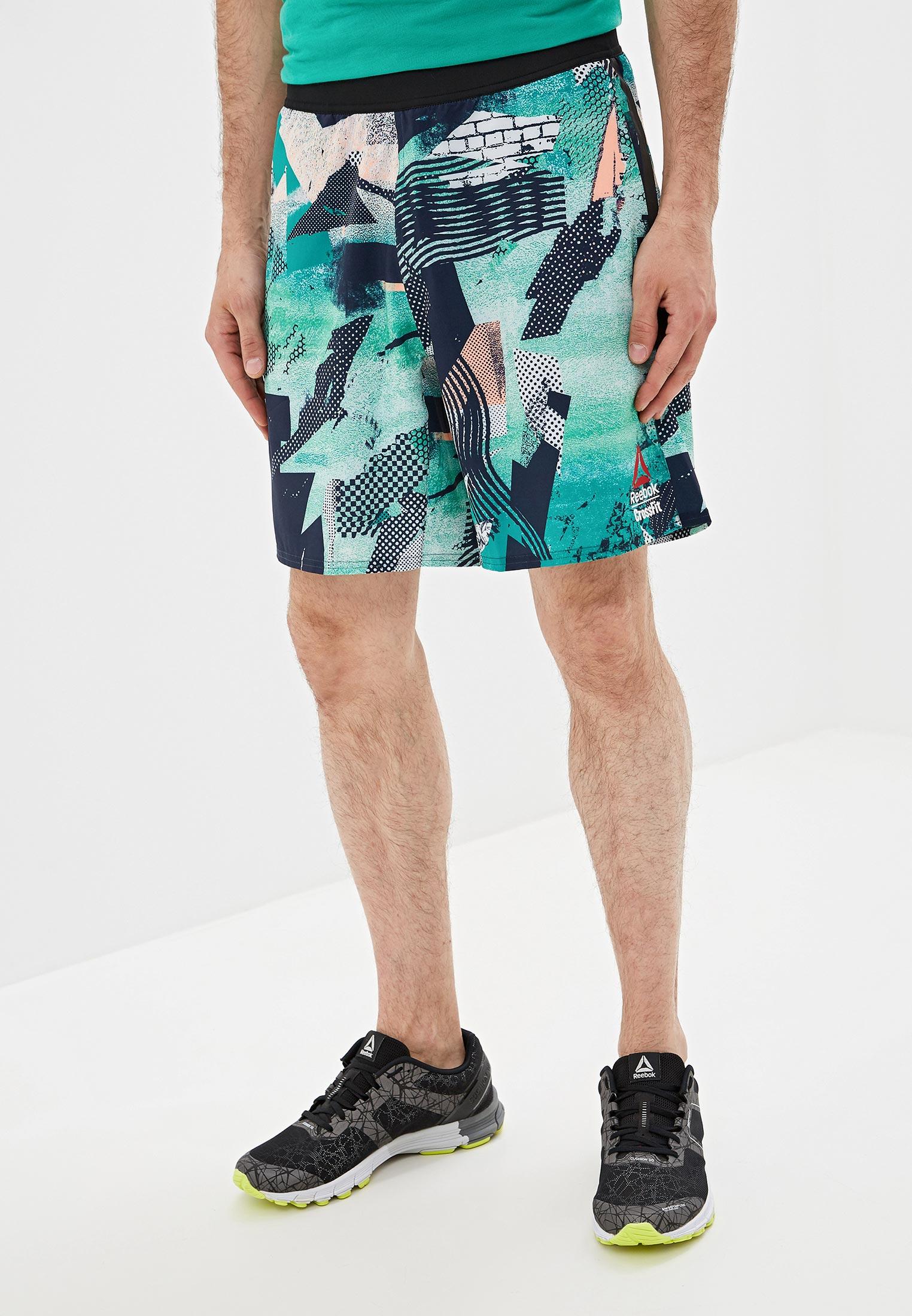Мужские спортивные шорты Reebok (Рибок) DY8450