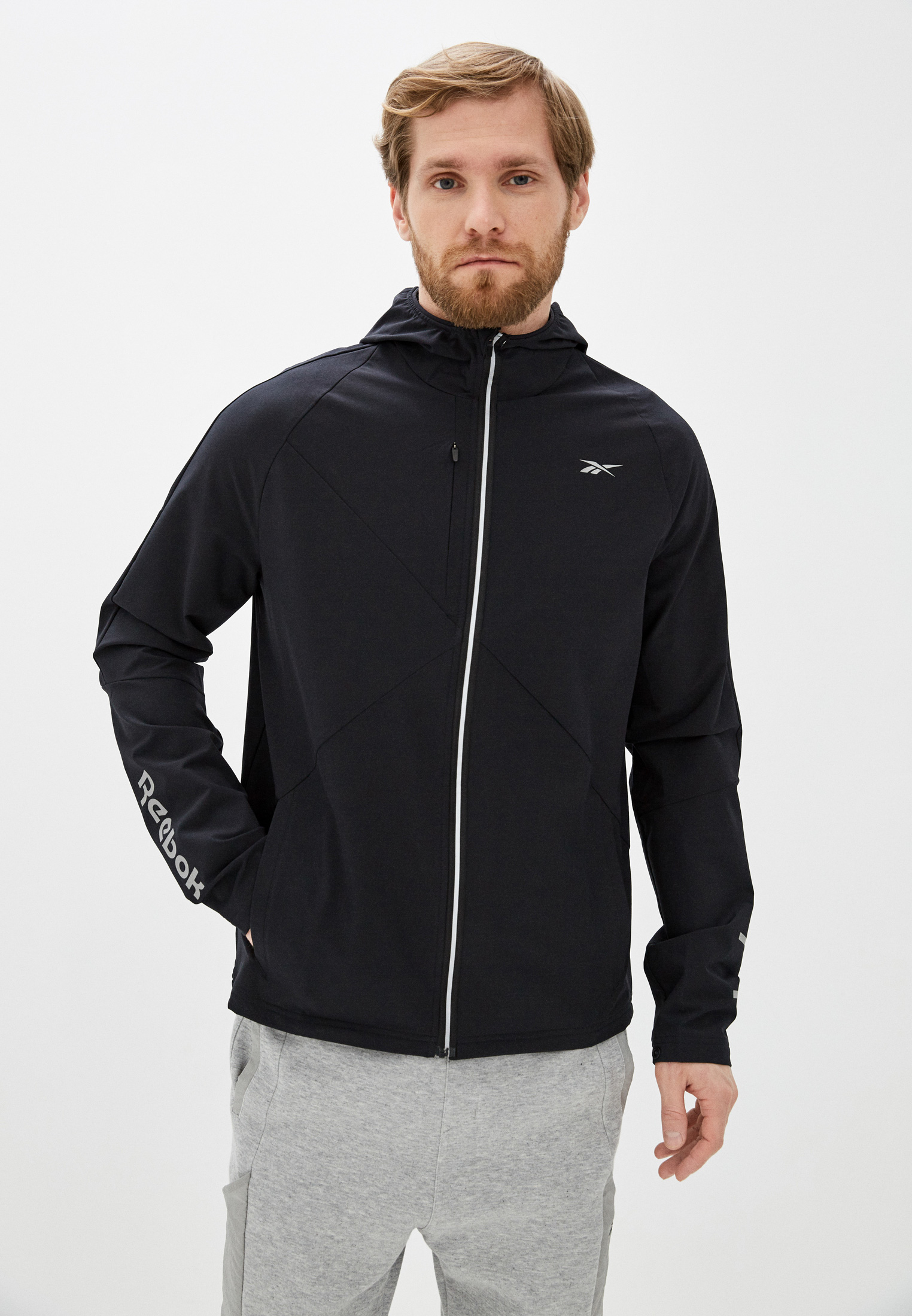Мужская верхняя одежда Reebok (Рибок) FK5399