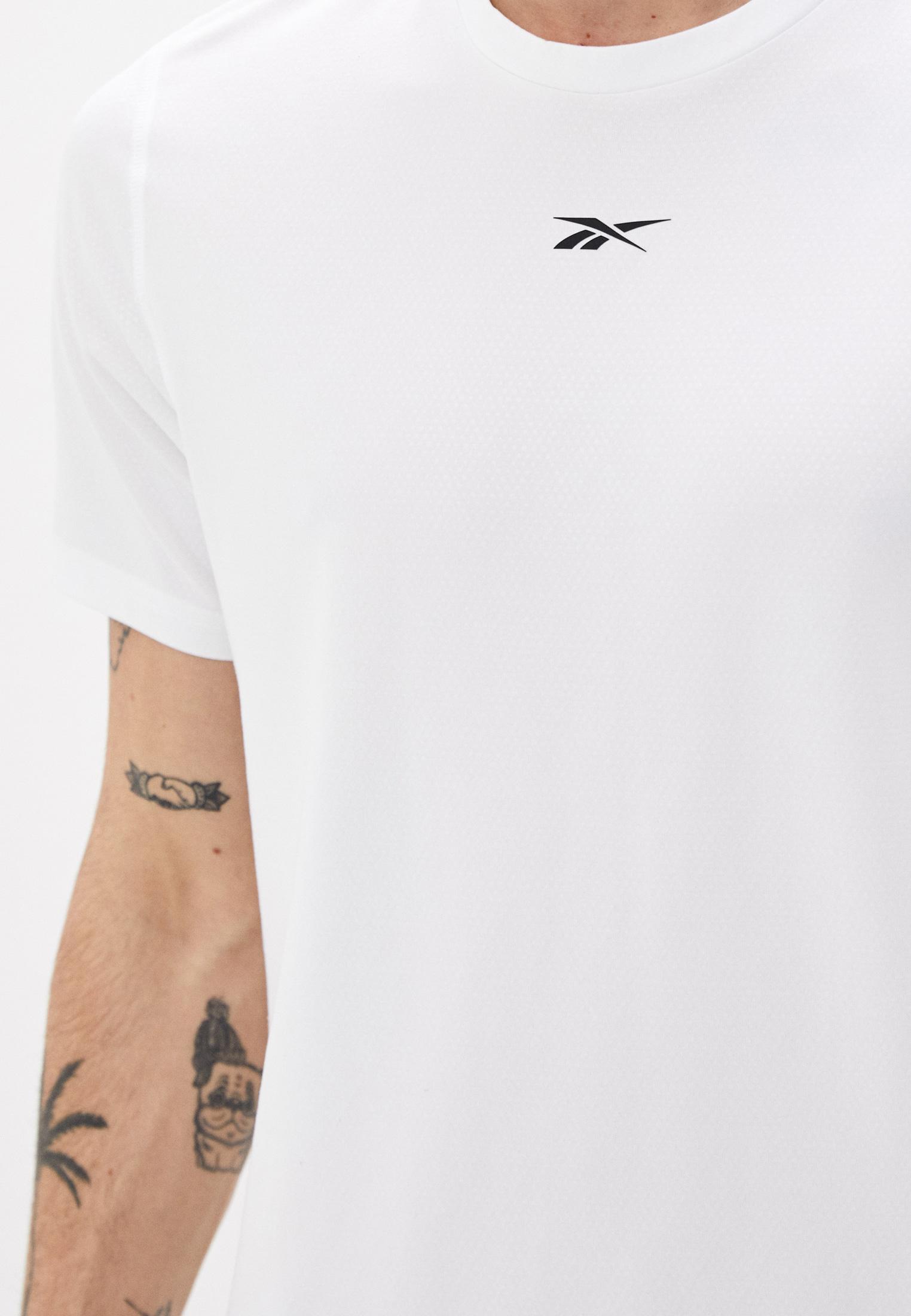 Спортивная футболка Reebok (Рибок) FK6348: изображение 4