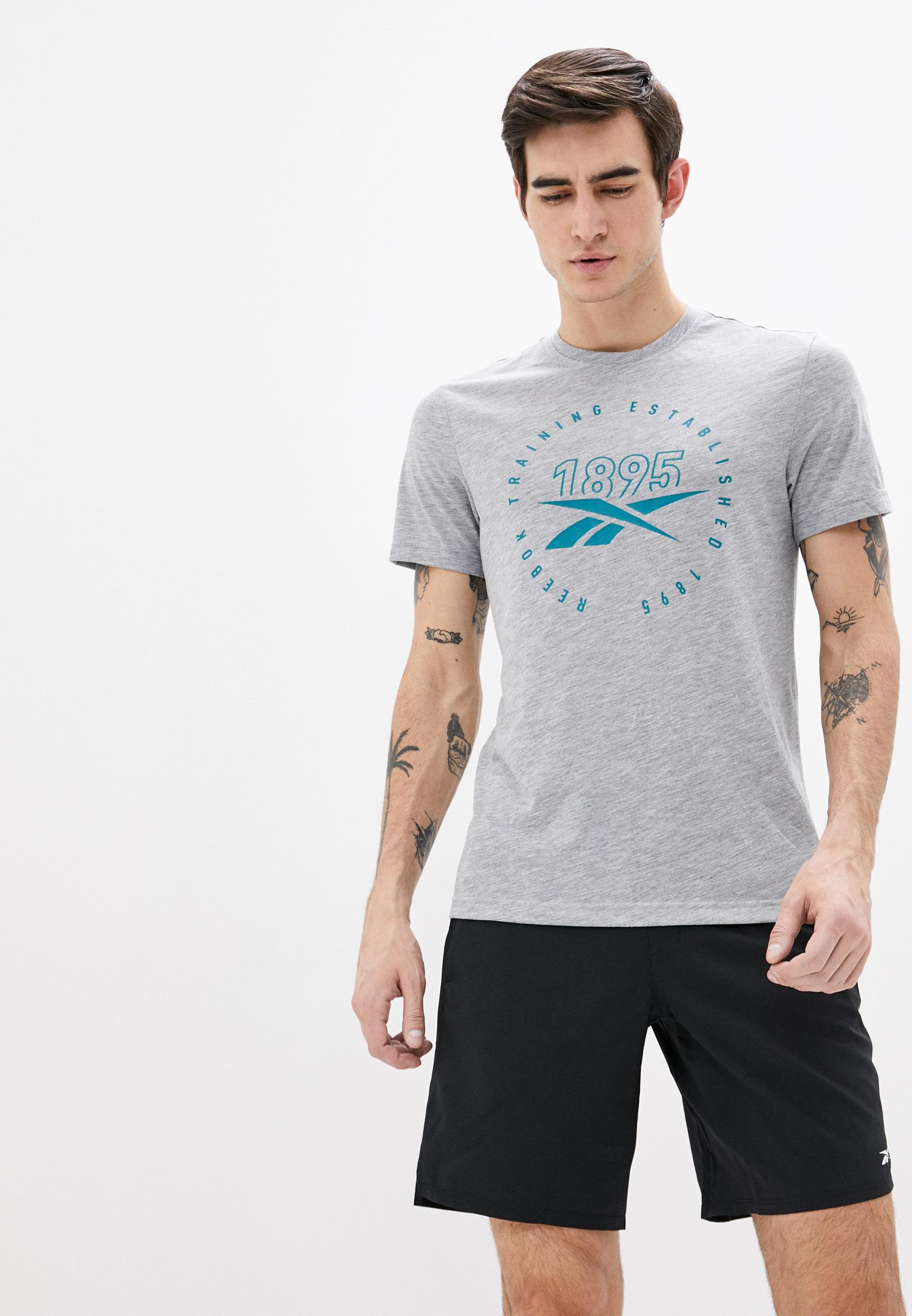 Спортивная футболка Reebok (Рибок) FP9133