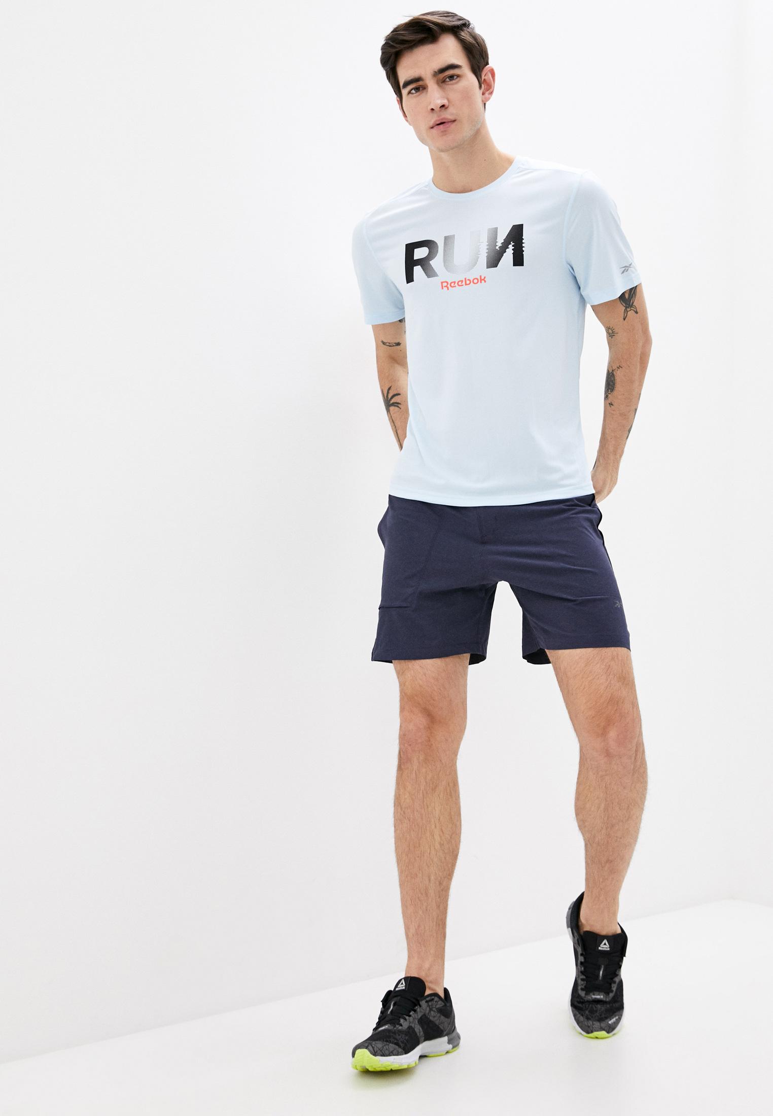 Мужские спортивные шорты Reebok (Рибок) FJ4007: изображение 2