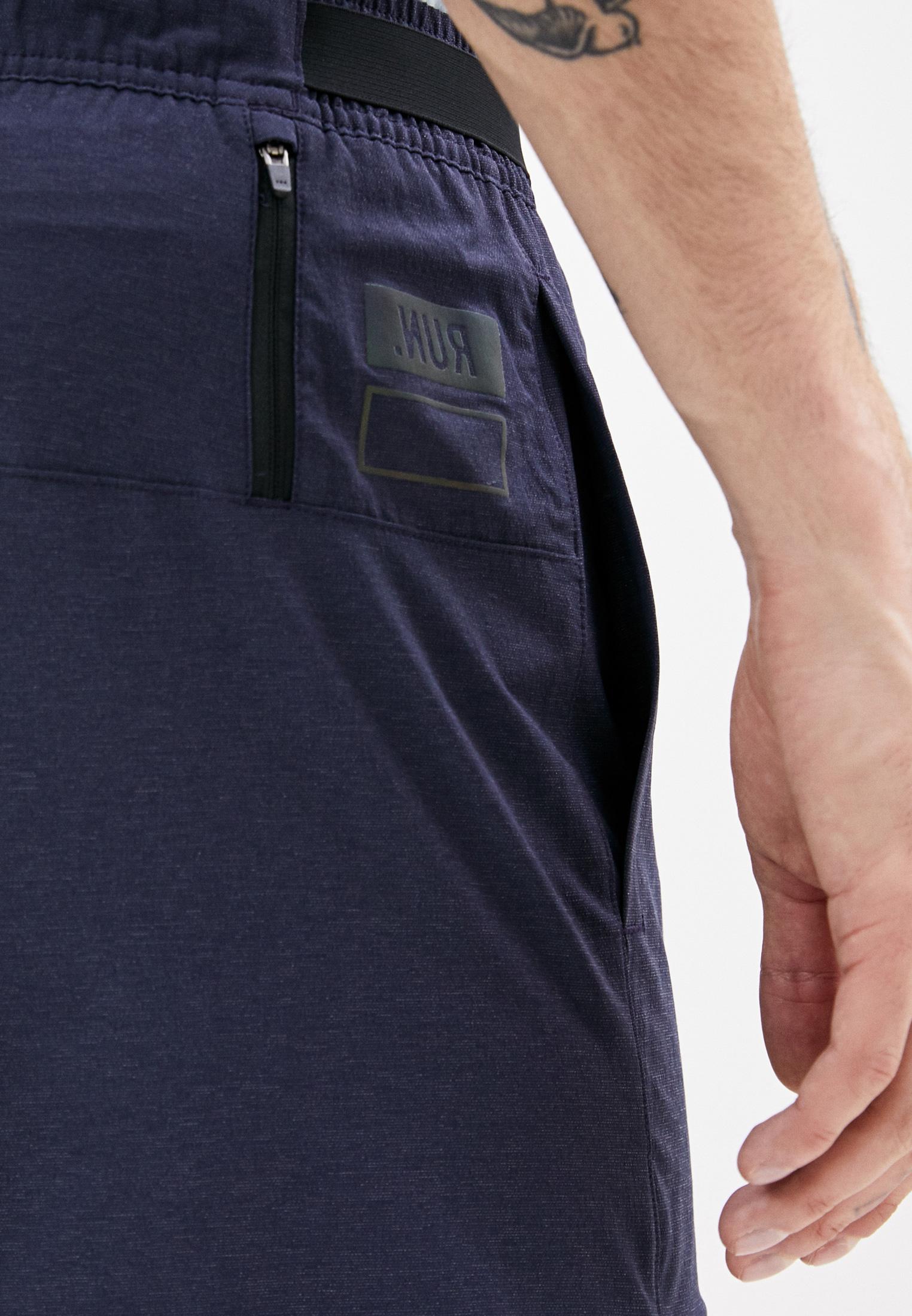 Мужские спортивные шорты Reebok (Рибок) FJ4007: изображение 4