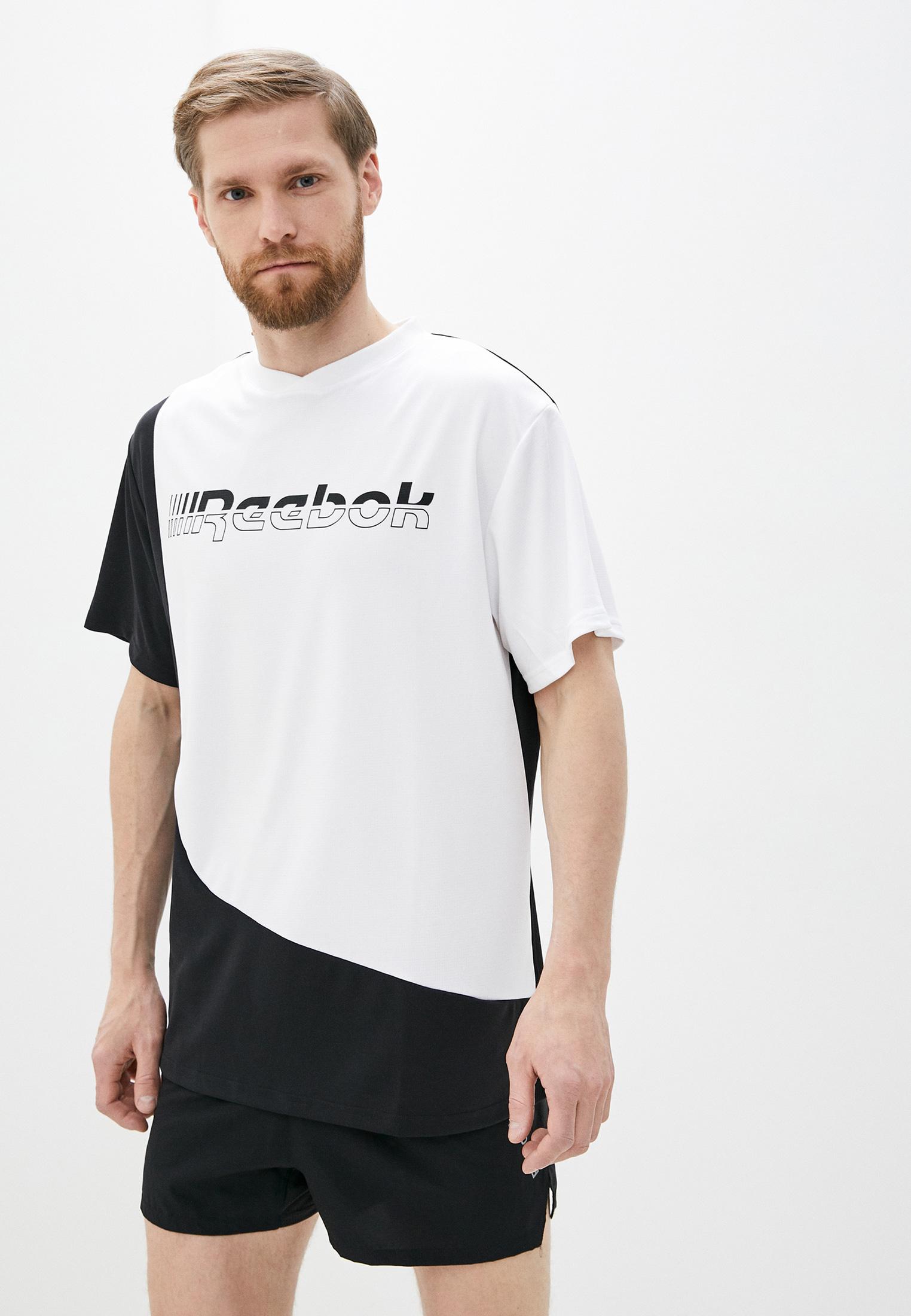 Спортивная футболка Reebok (Рибок) FJ4673: изображение 1