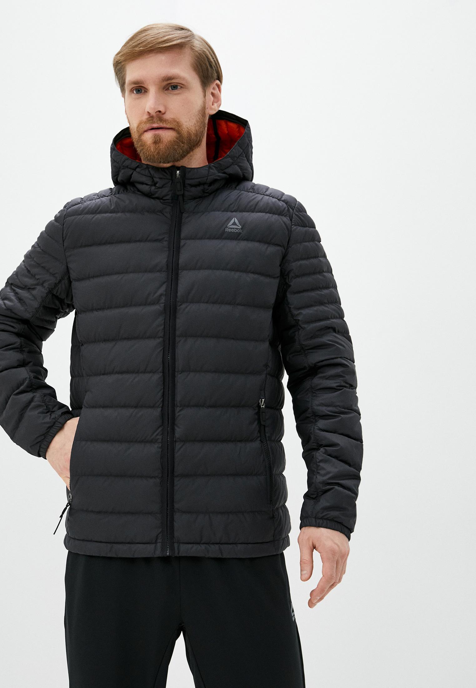 Утепленная куртка Reebok (Рибок) DX2417