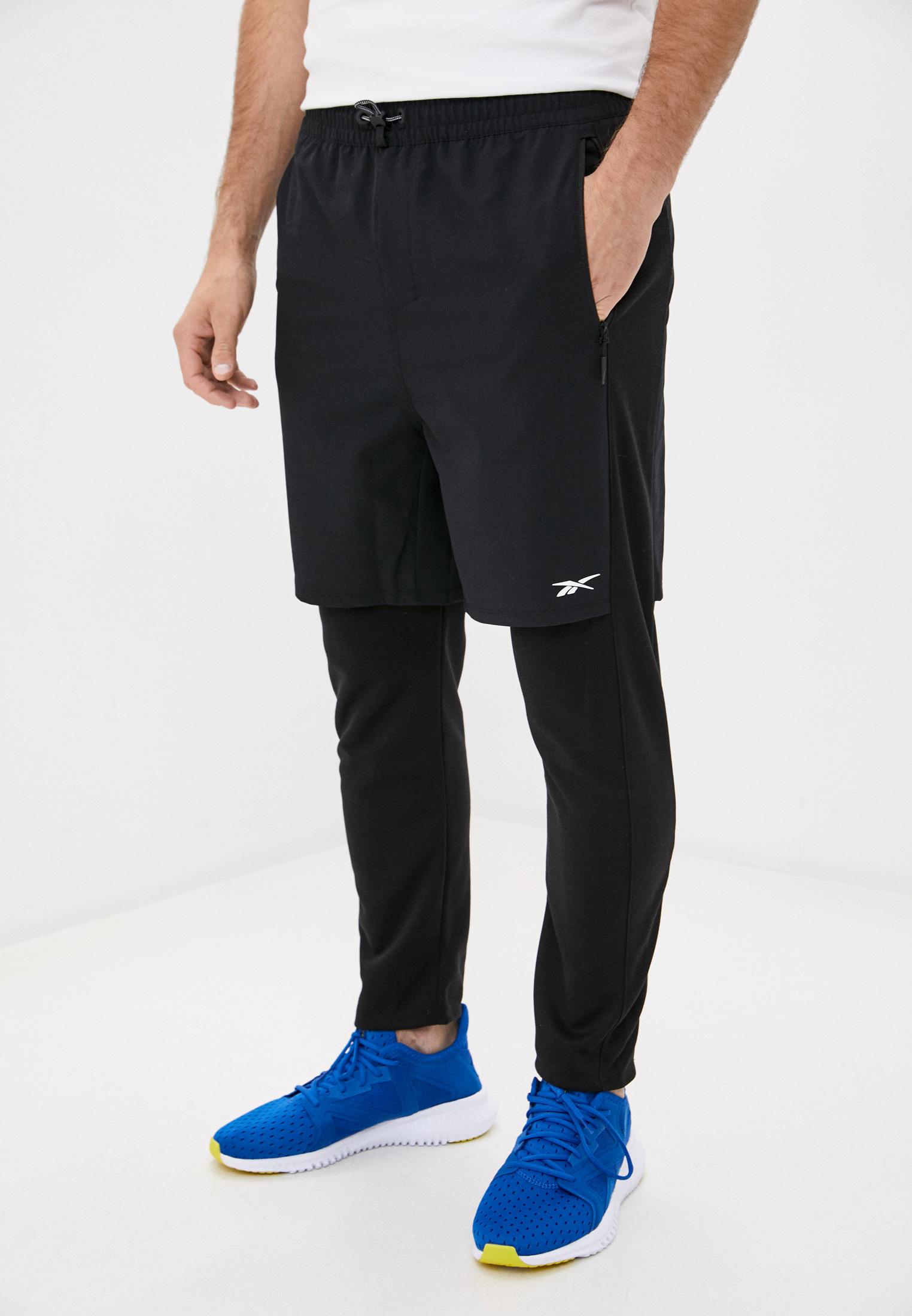 Мужские спортивные брюки Reebok (Рибок) FS8564: изображение 1